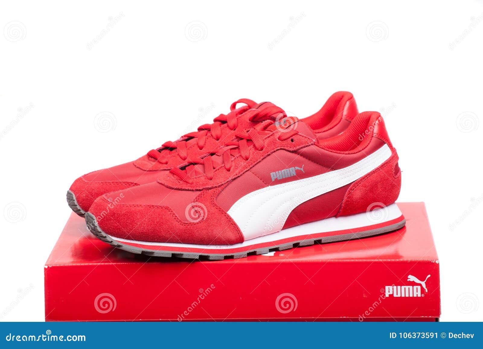 puma chaussure société