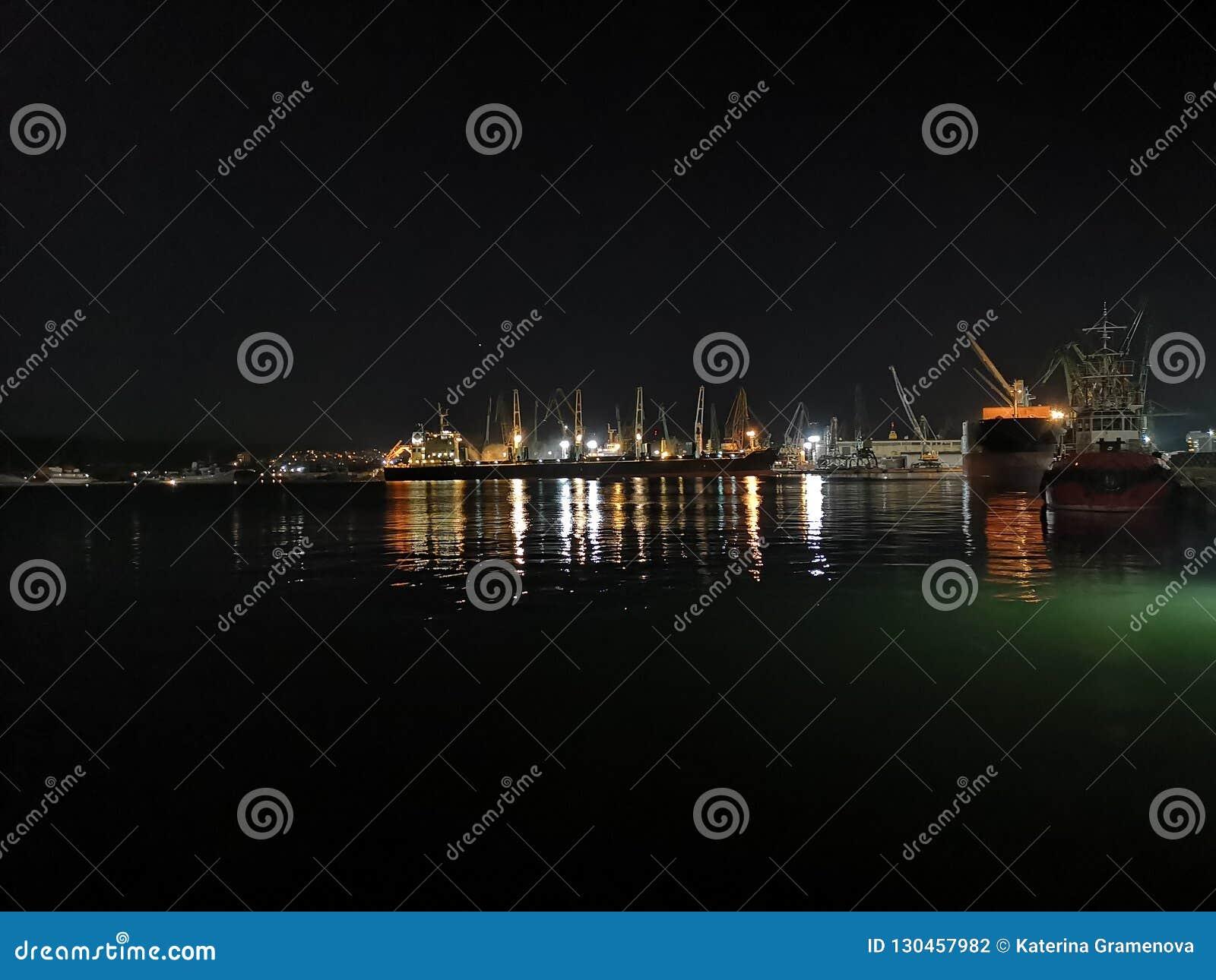Varna-Hafen