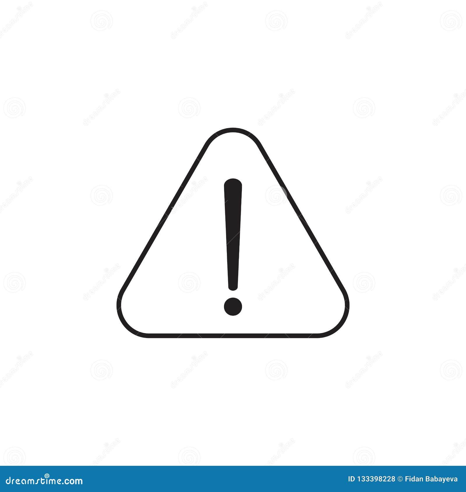 Varna teckensymbol Tecknet och symbolsymbolen kan användas för rengöringsduken, logoen, den mobila appen, UI, UX