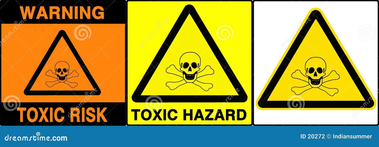 Varning för tecken v för varning set