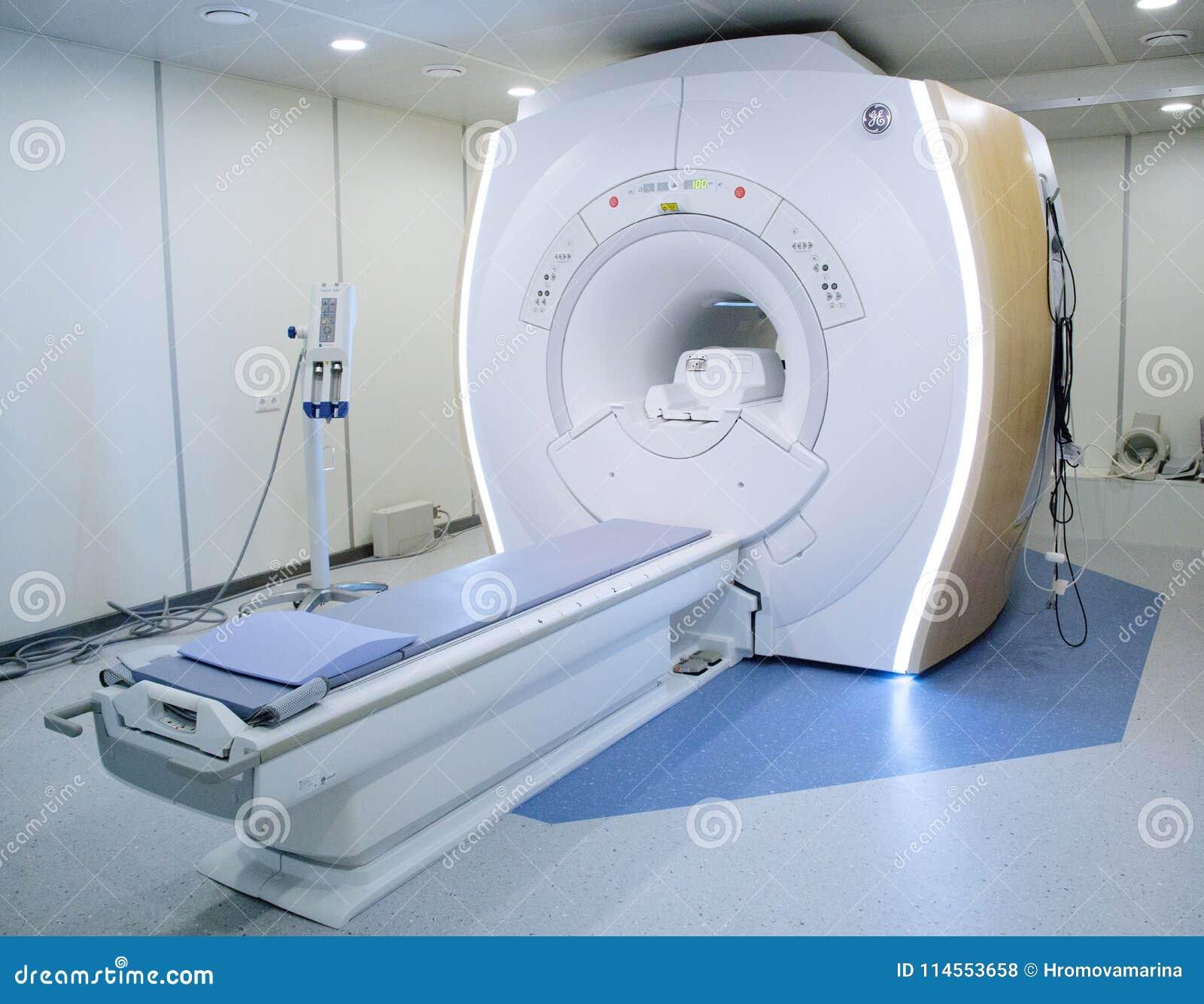Varredor de MRI