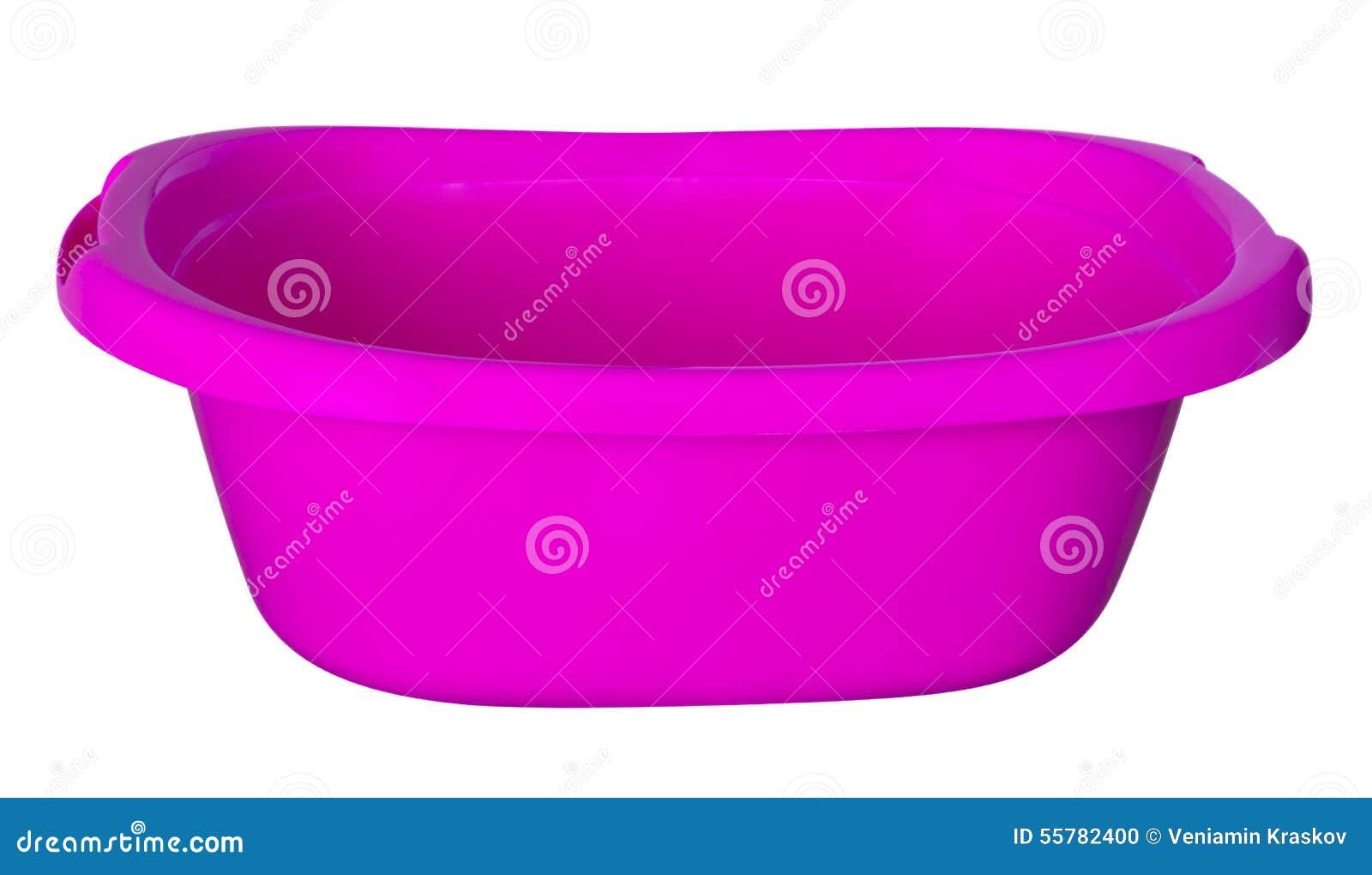Vasca Da Bagno In Plastica : Vasca da bagno è aumentato fotografia stock immagine di plastica
