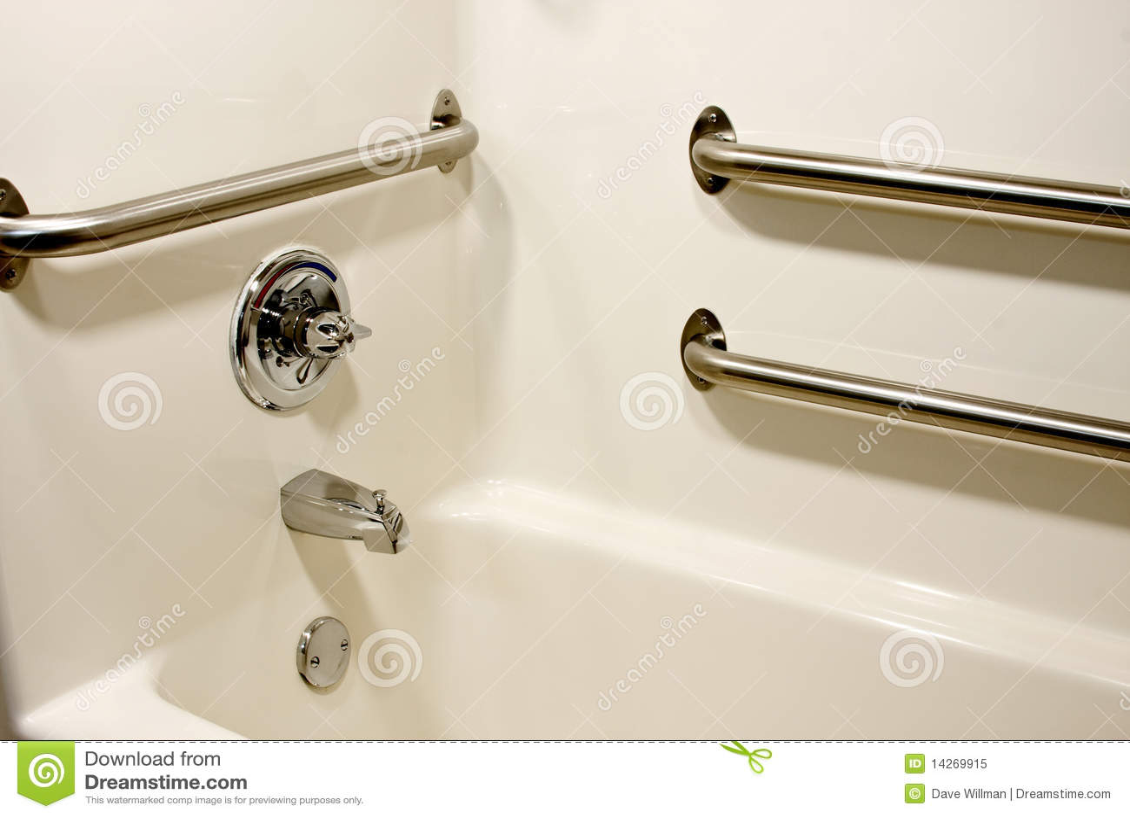 Vasca da bagno di handicap
