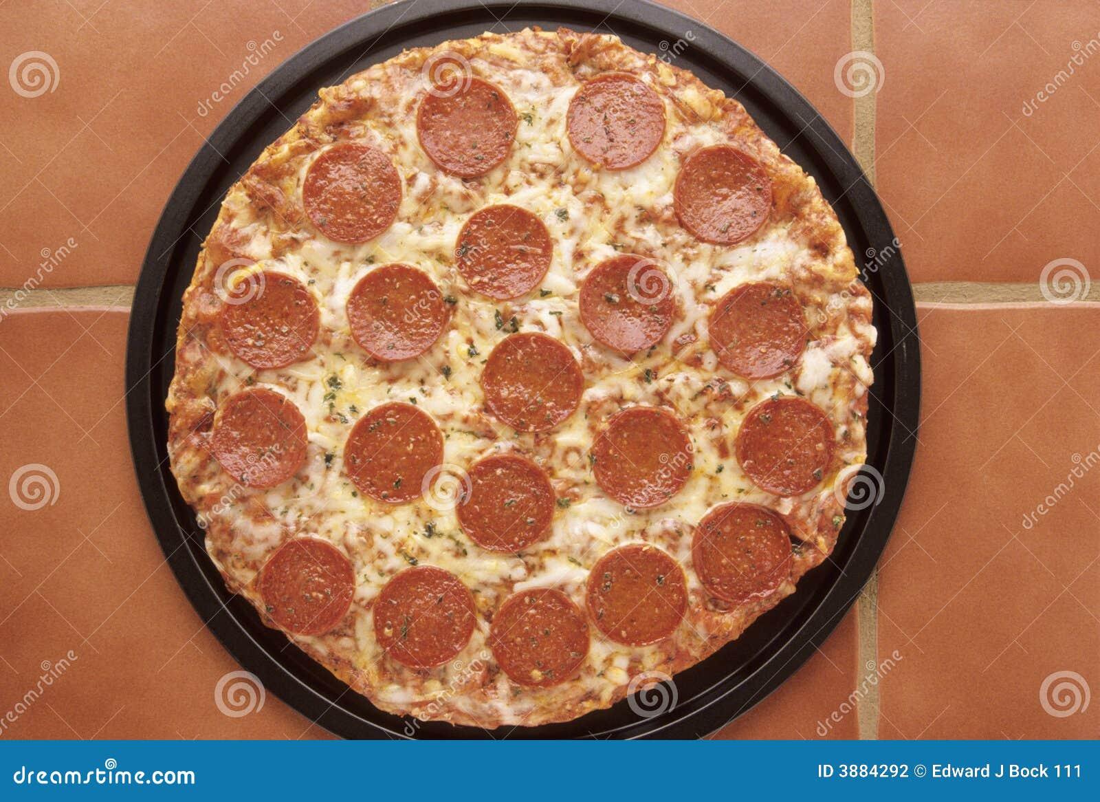 Vaschetta della pizza di merguez