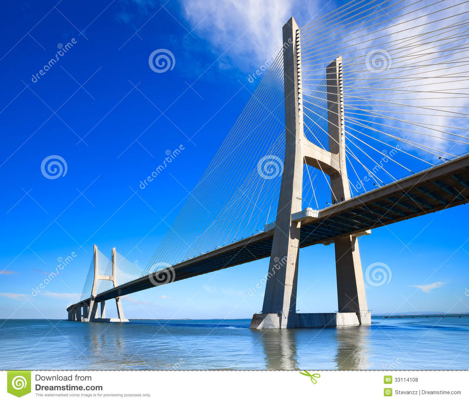 Vasco da Gama bro, Lissabon, Portugal, Europa.