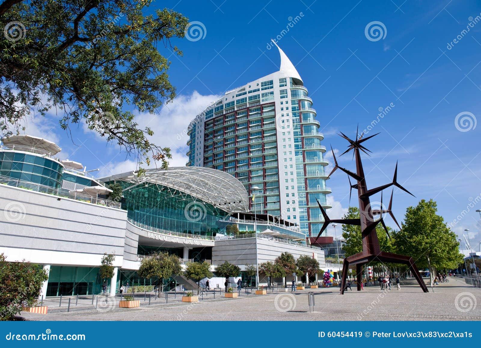 Vasco da Gama Shopping - parc des nations - Lisbonne