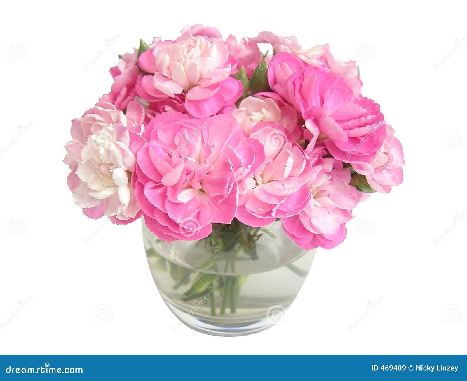 Vase μπουκέτων λουλουδιών