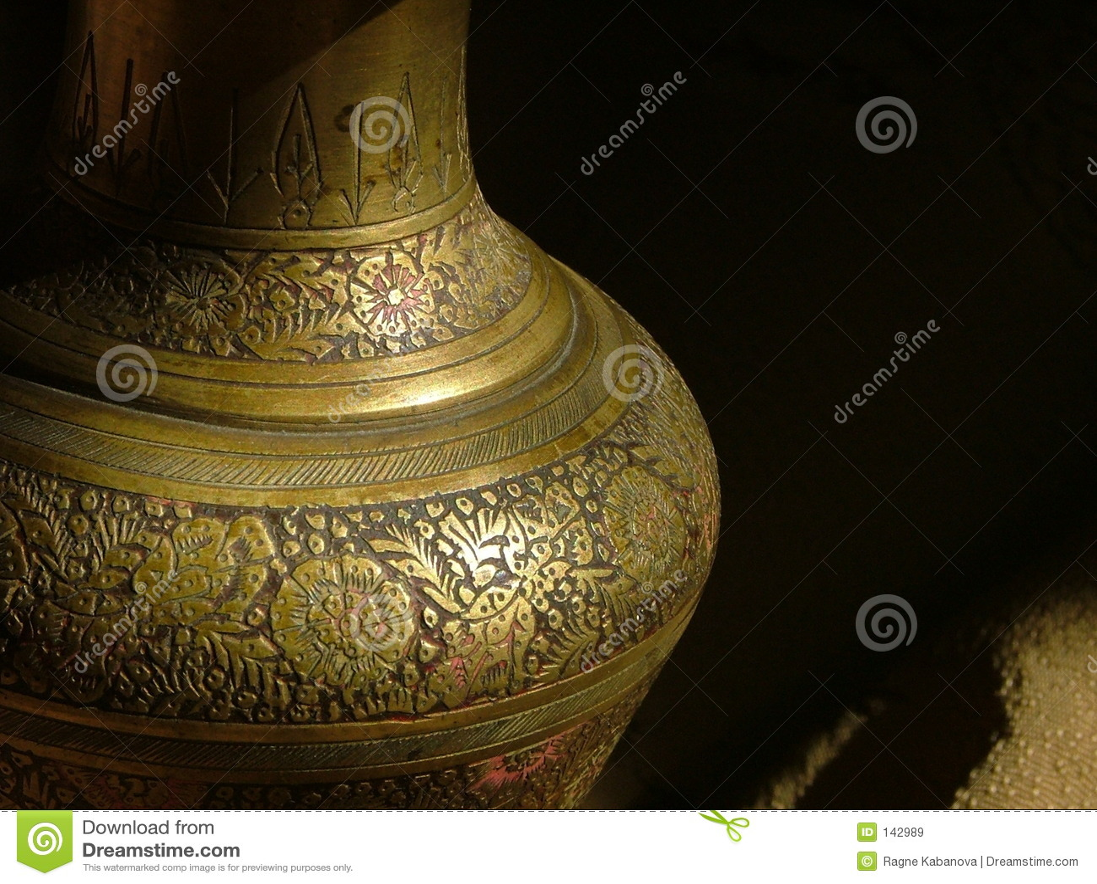Vase artistique