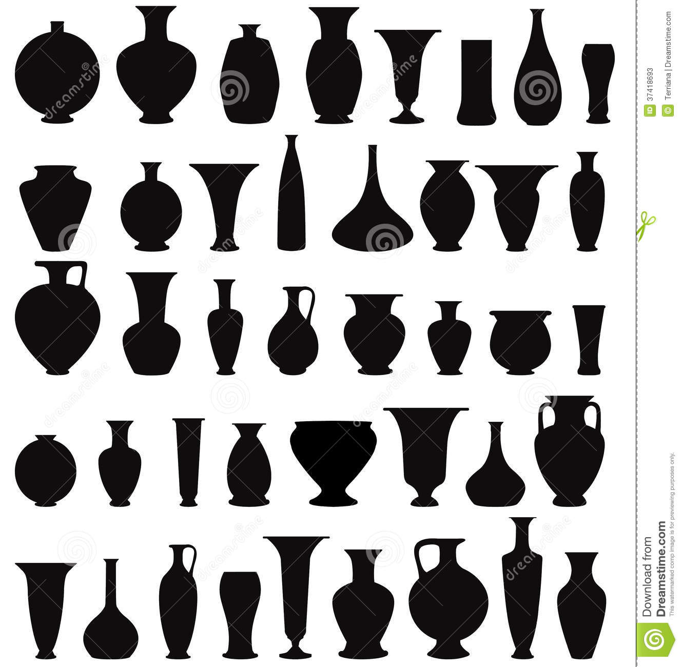 flower vase sketch with Stock Photos Vase Silhouette Set Interior Decor Collection Pot Pottery Vases Flower Home Decoration Vector Icon Image37418693 on Flowers Flowers Flowers furthermore Sunflower Drawings Drawn Sunflower Pencil Sketch Pencil And In Color Drawn further katemaloneceramics additionally Pencil Drawing Pictures Of Flowers as well Vintage Bouquet Of Flowers.