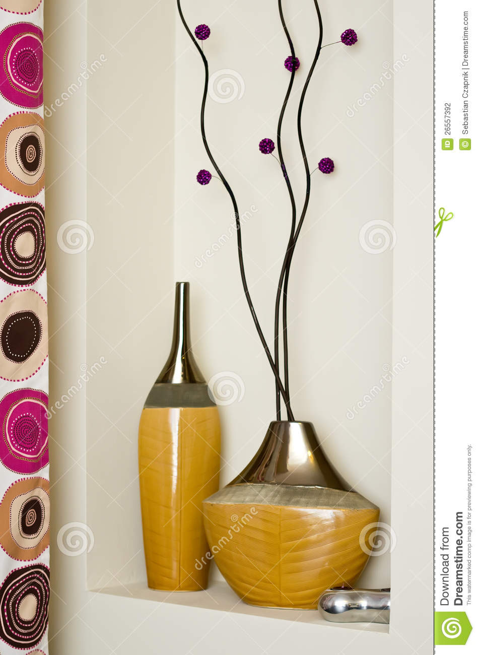 Vases decoration stock photography image 26557392 - Vase de decoration interieur ...