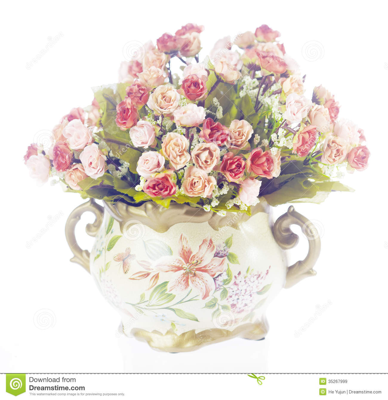 Vases with flowers stock image image of arrangement 35267999 vases with flowers arrangement blossoms reviewsmspy