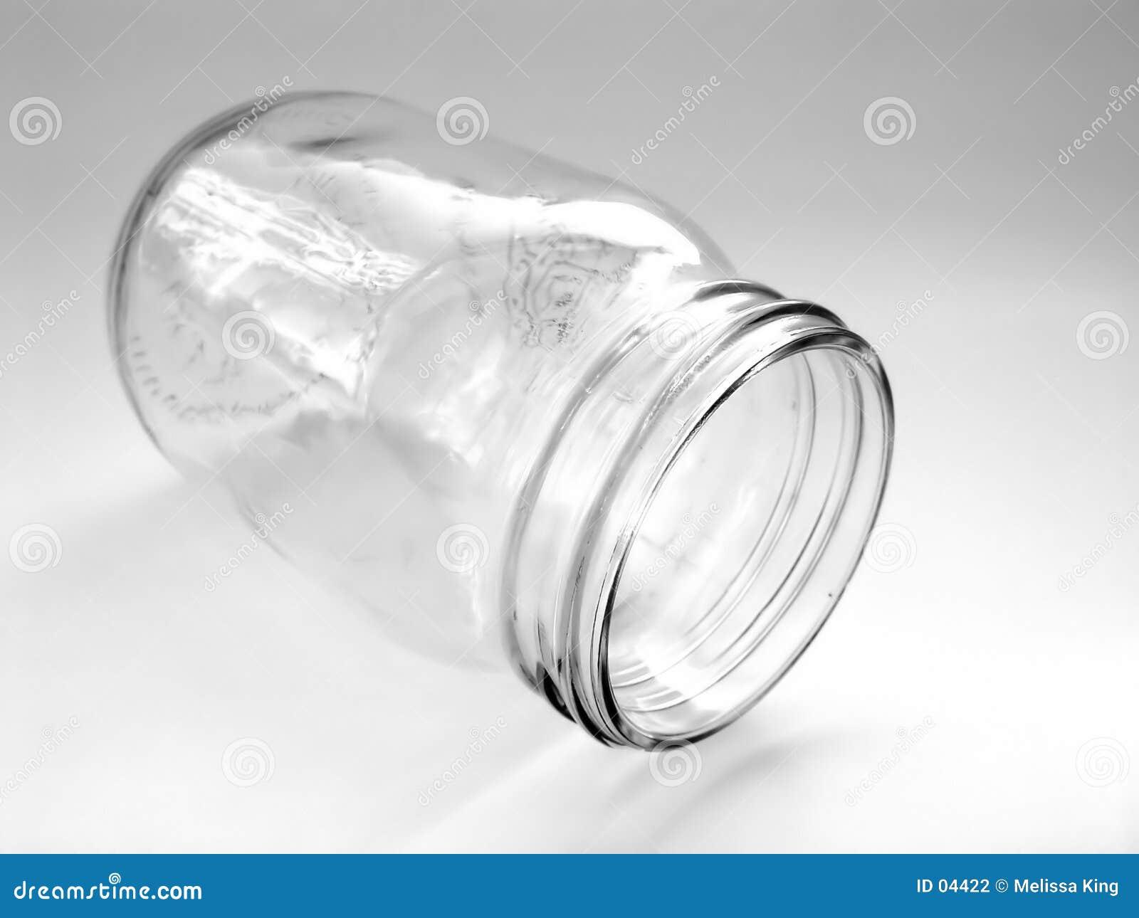 Vaso di vetro