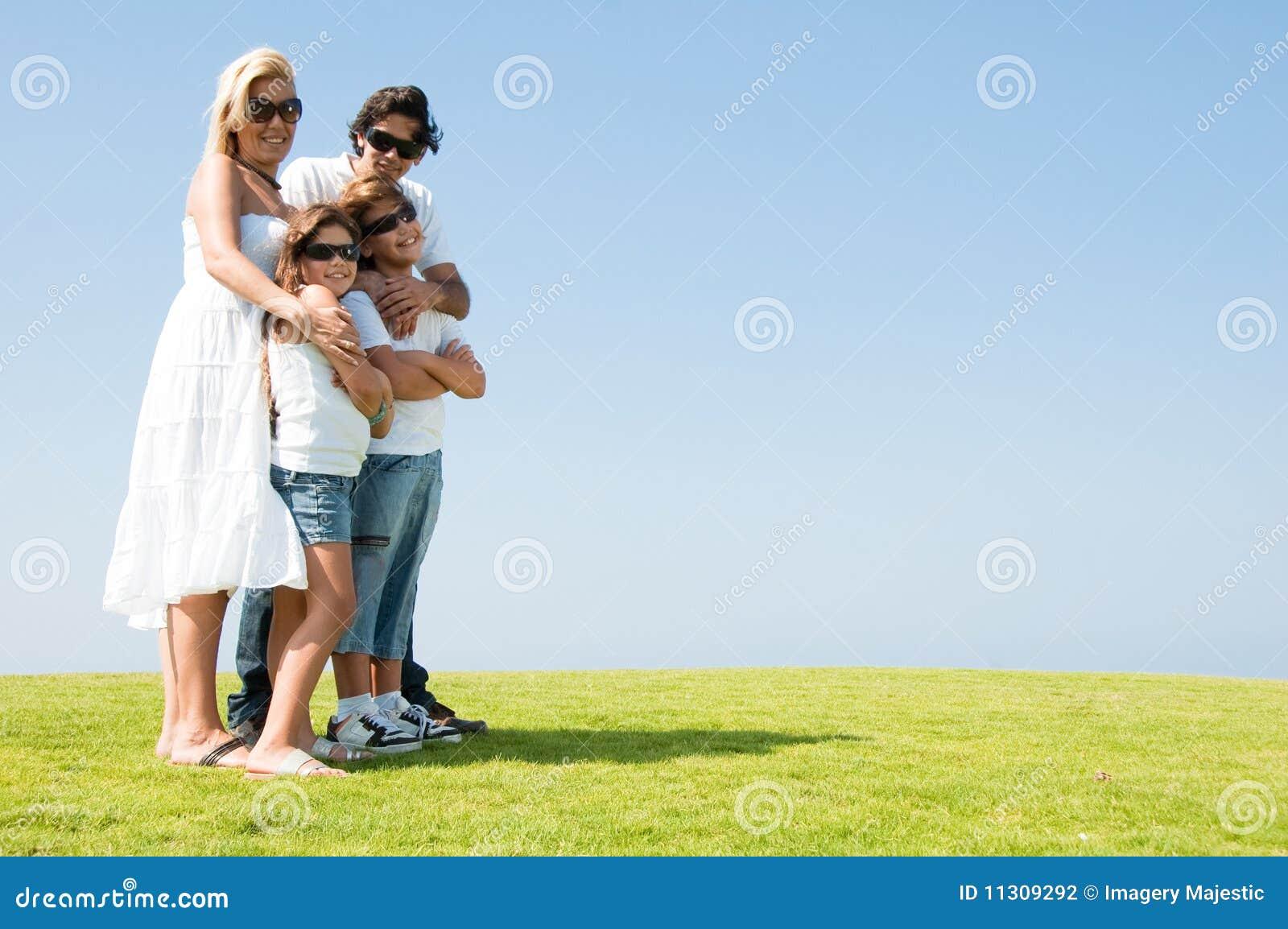 Vatermuttertochter und -sohn