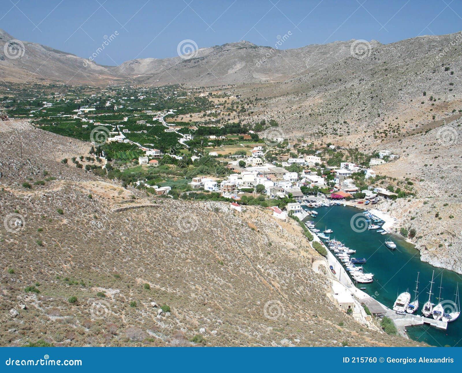 Vathys, Kalymnos