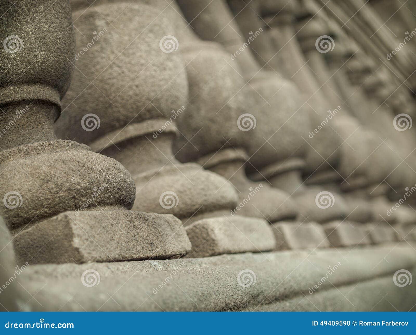 Download Vatican - Spalten Des Marktplatz-S Stockfoto - Bild von balustrade, latten: 49409590