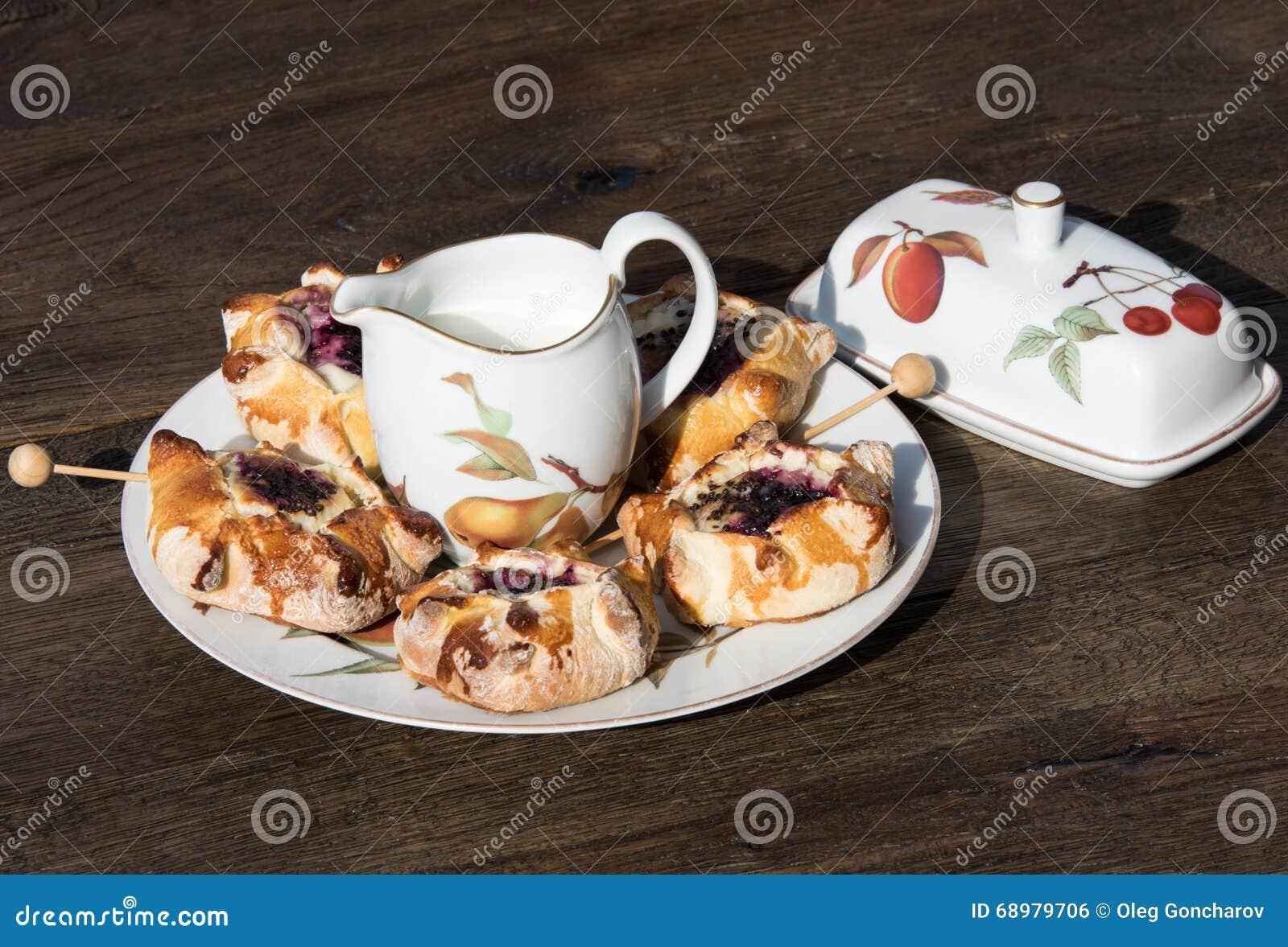 Vatrushka o pastel de queso