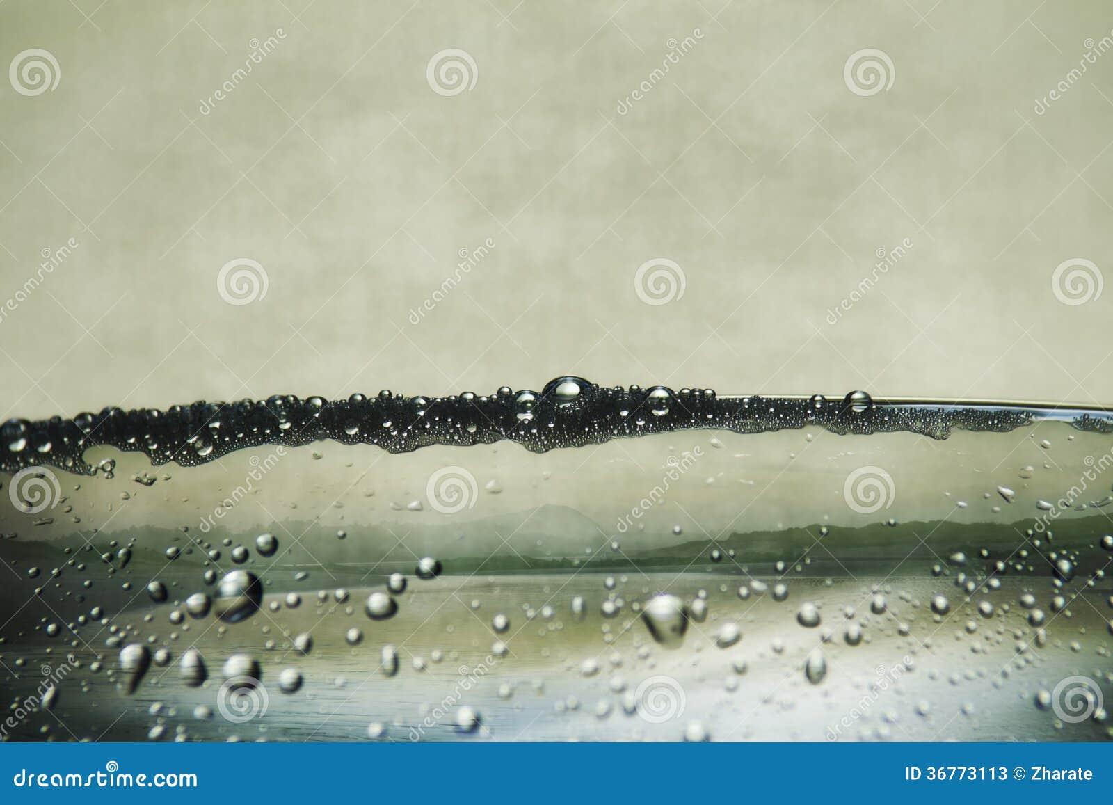 Vattenbubblor