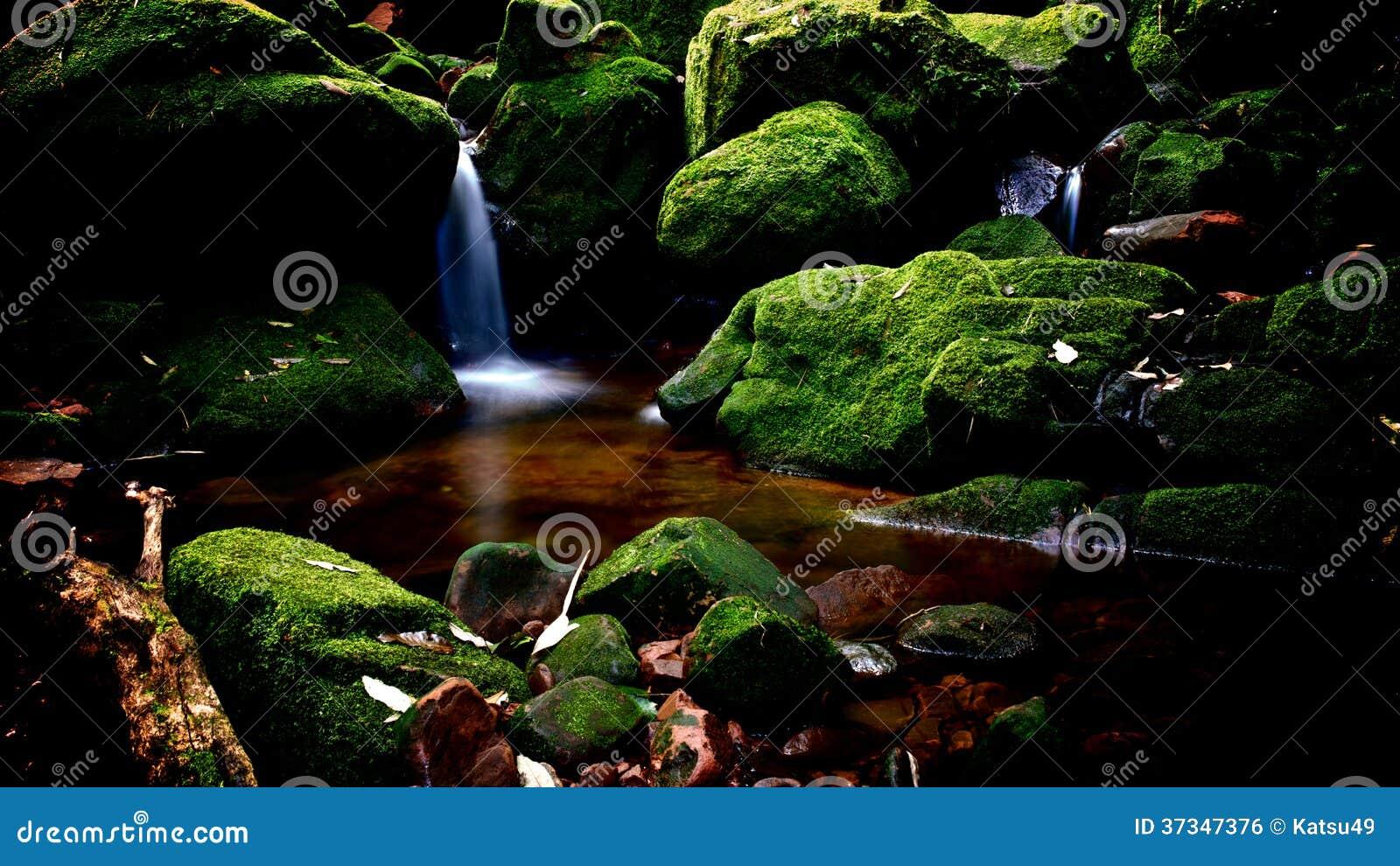 Vattenfall för Phu soidao