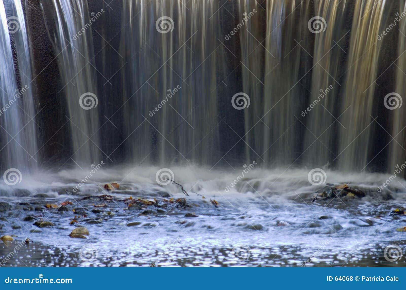Vattenfall för slut s