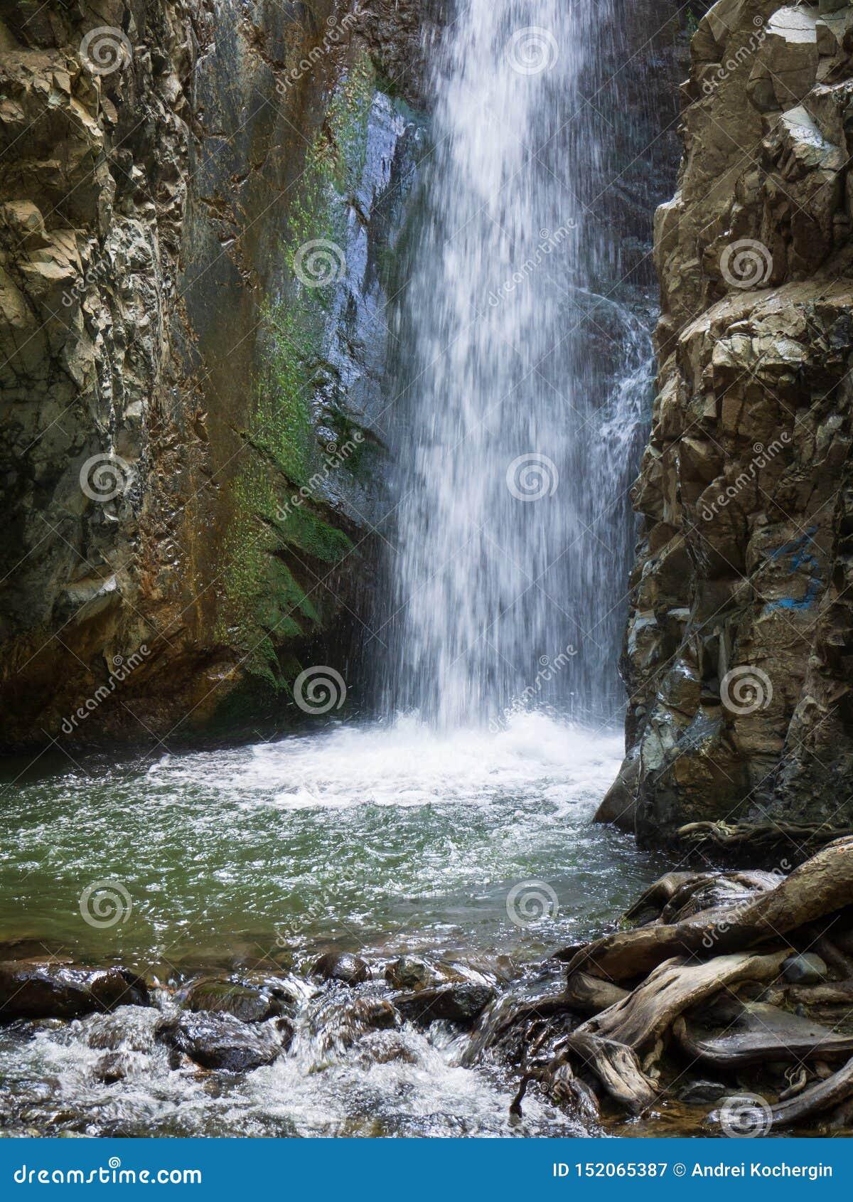 Vattenfall i bergen