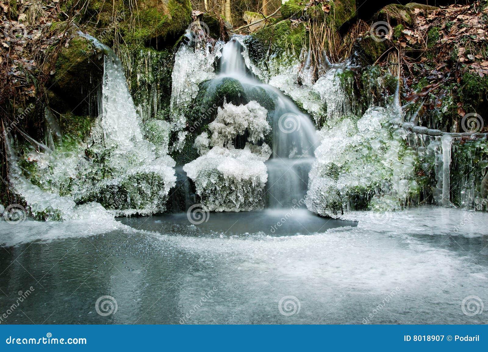 Vattenfallträ