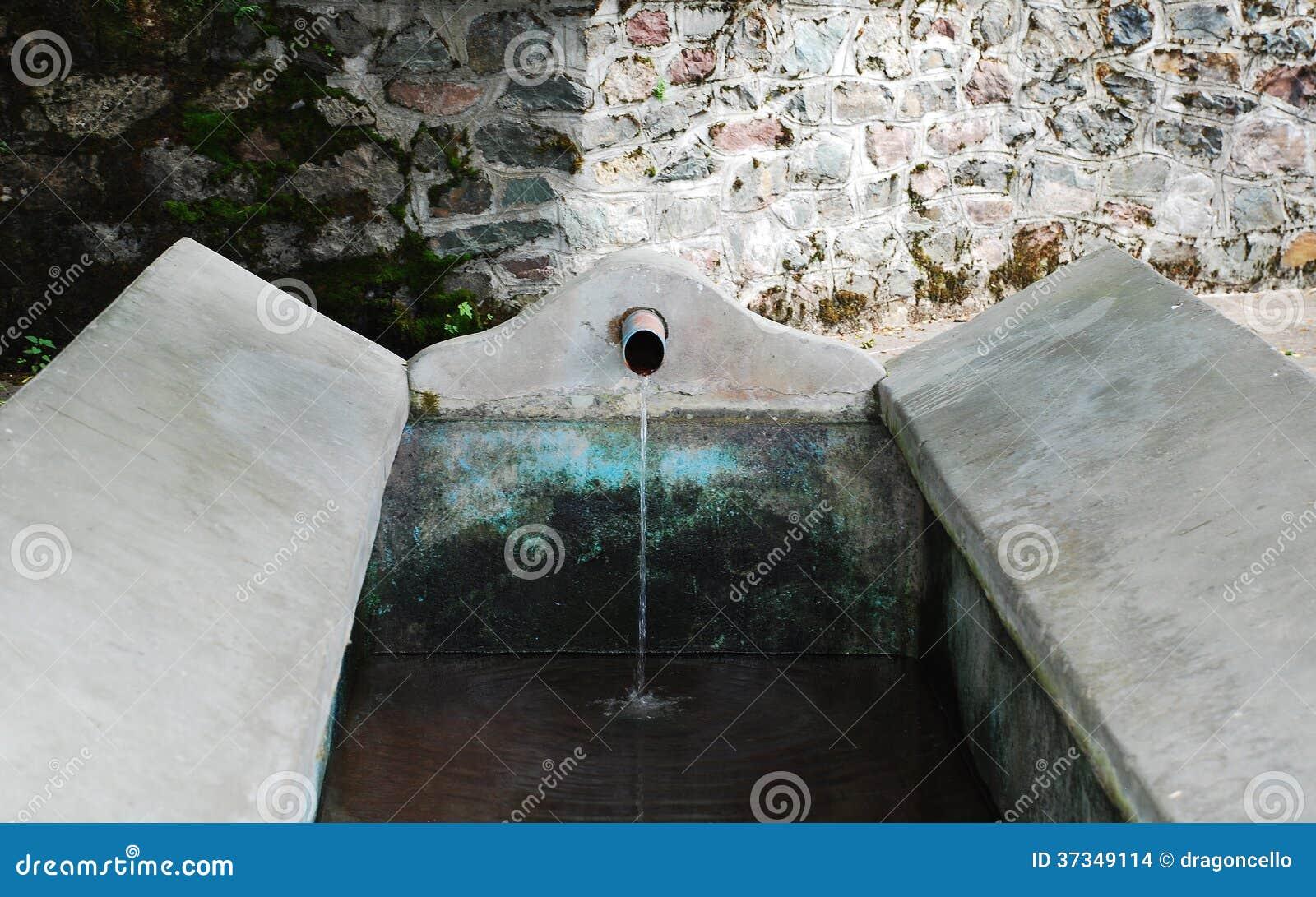 Vattenho i Ligosullo