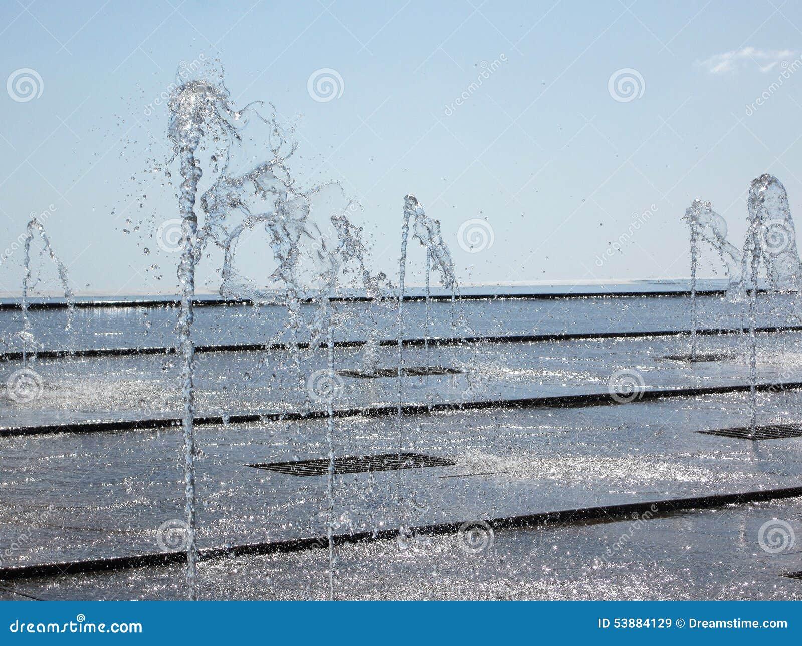 Vattenlekar