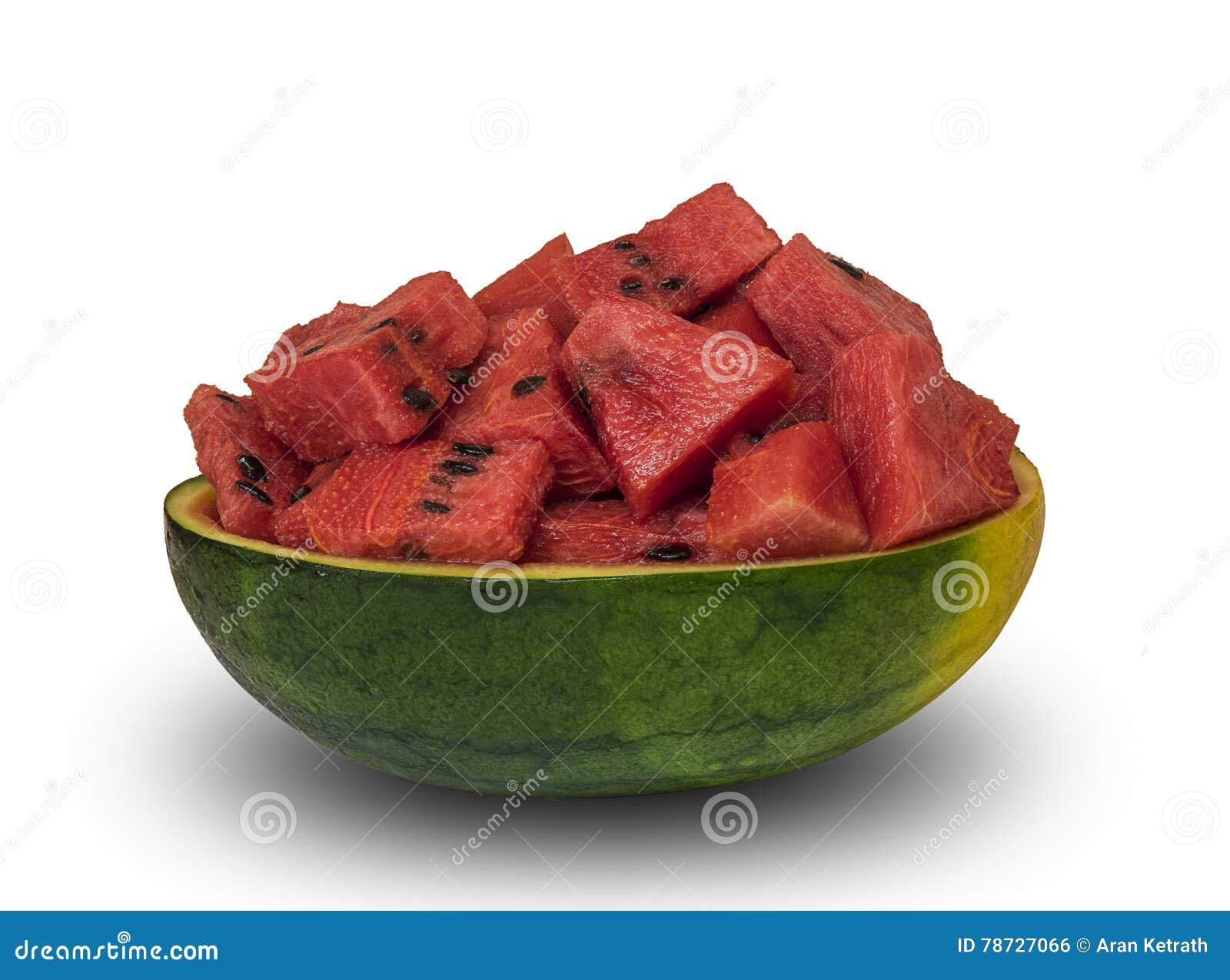 Vattenmelonskiva