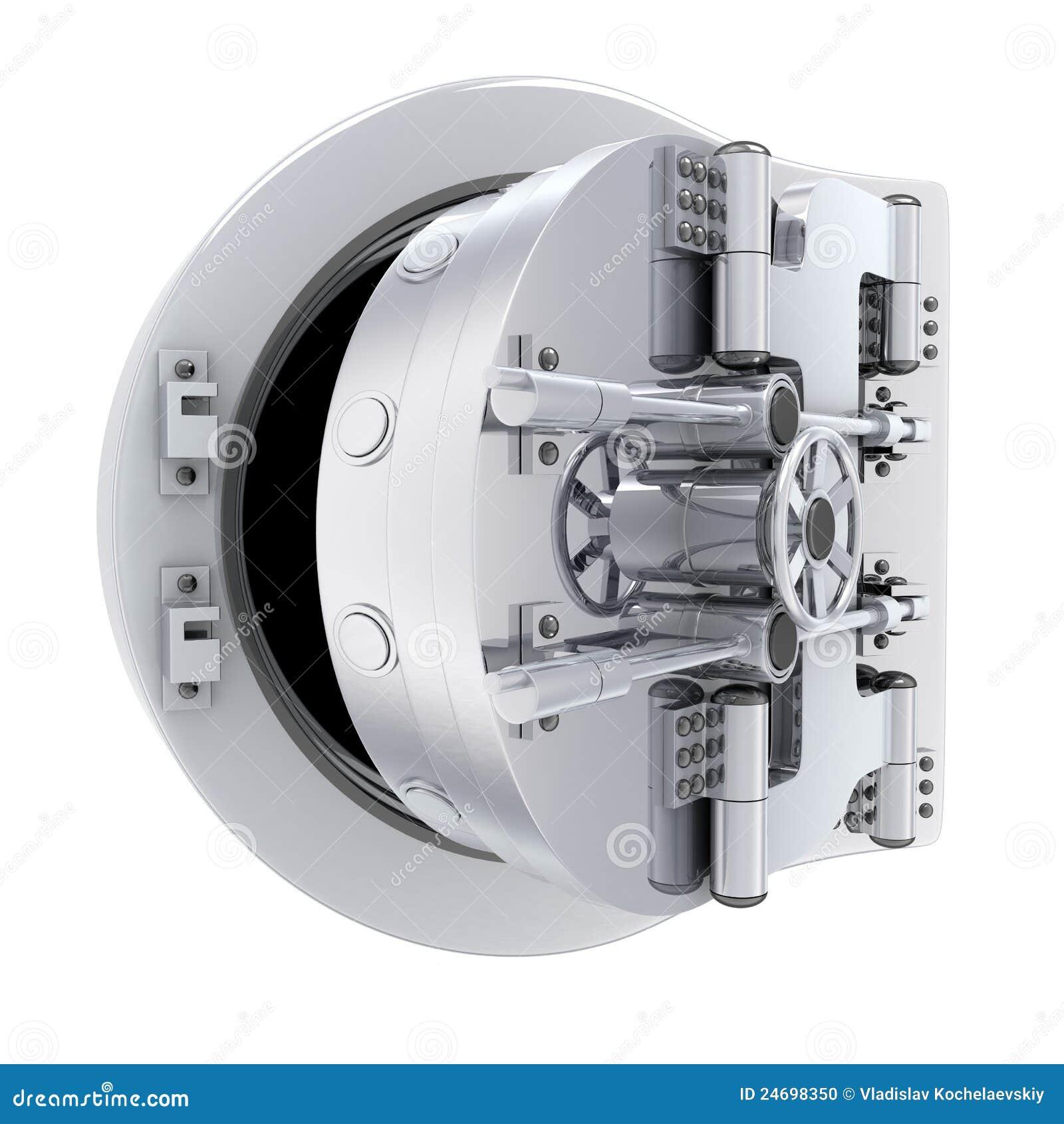Bank Vault Clipart