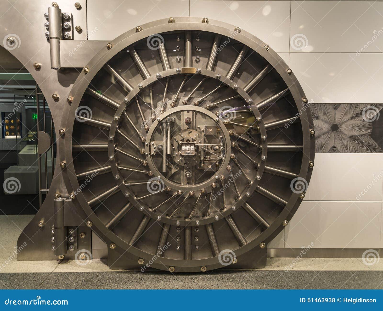 royaltyfree stock photo download vault door