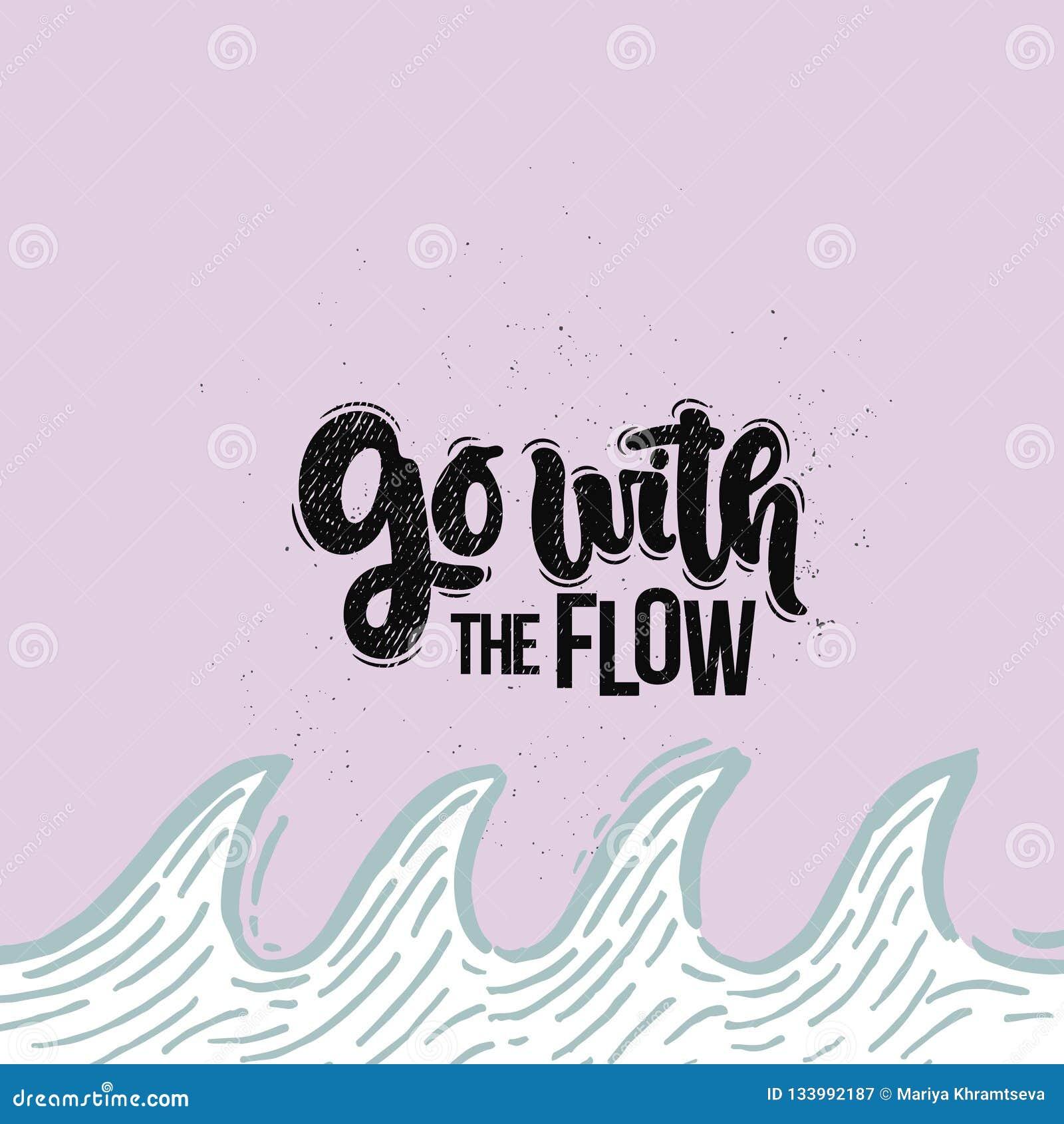 Vaya con el flujo