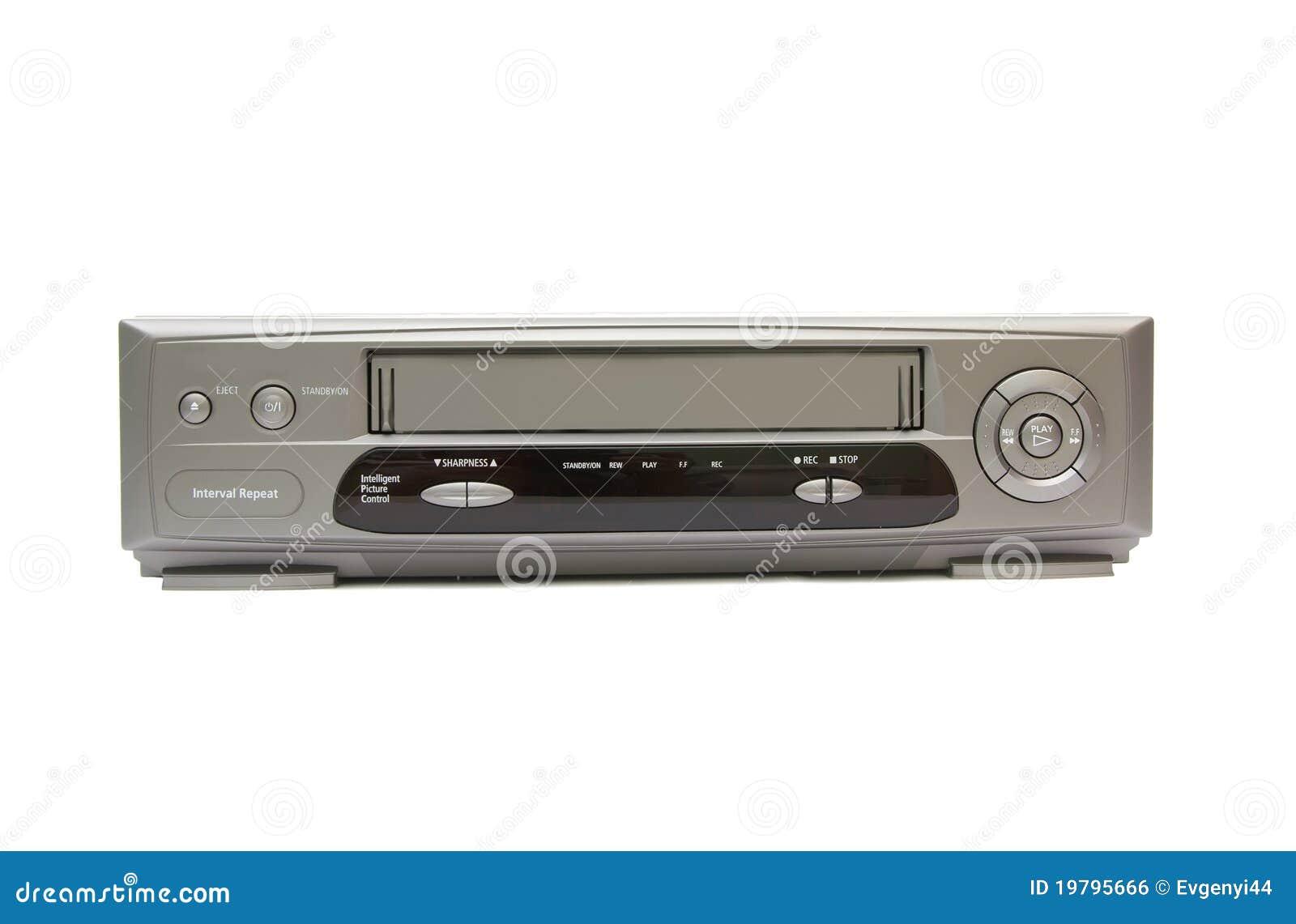 VCR análogo