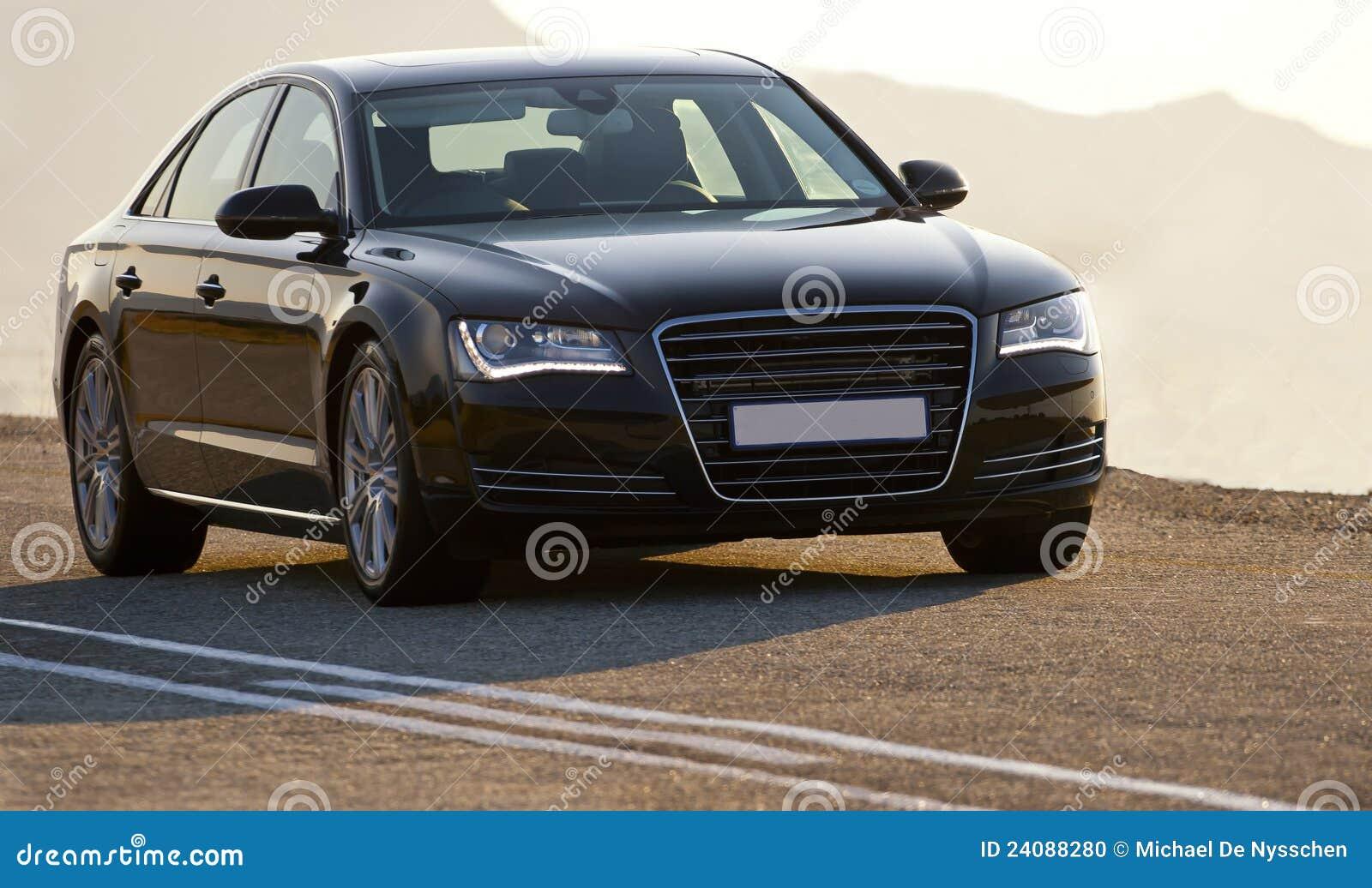 Veículo luxuoso