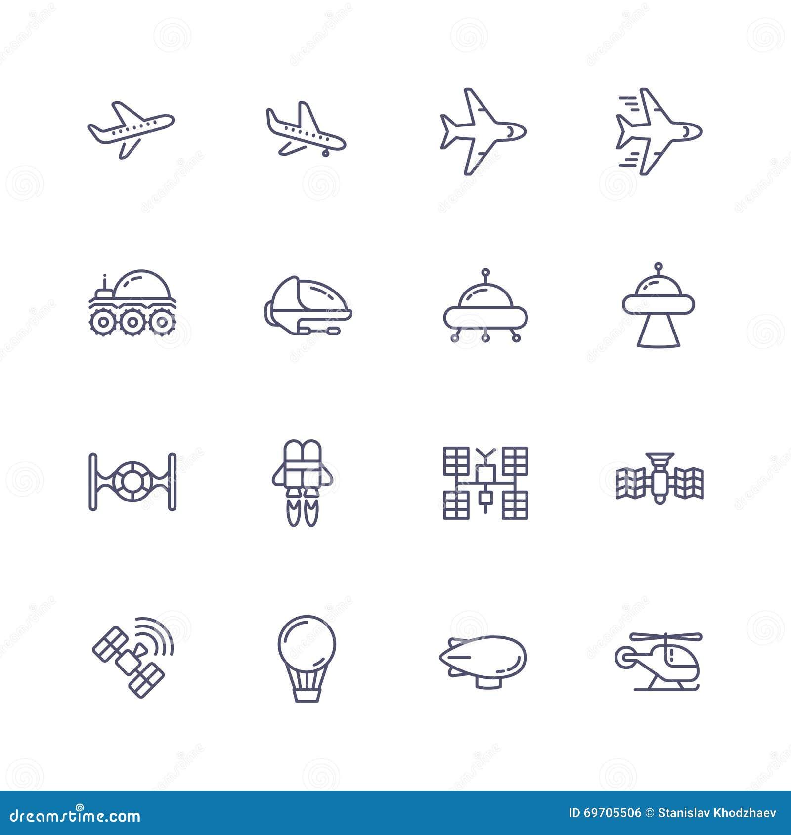 Veículos de ar
