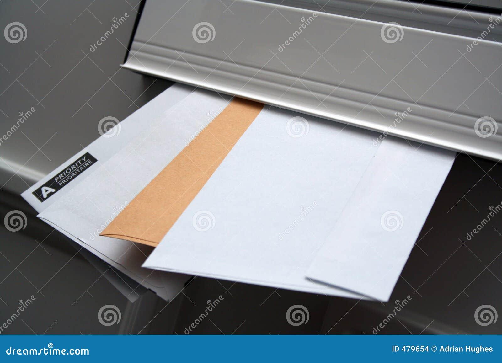 Ve, po pocztę