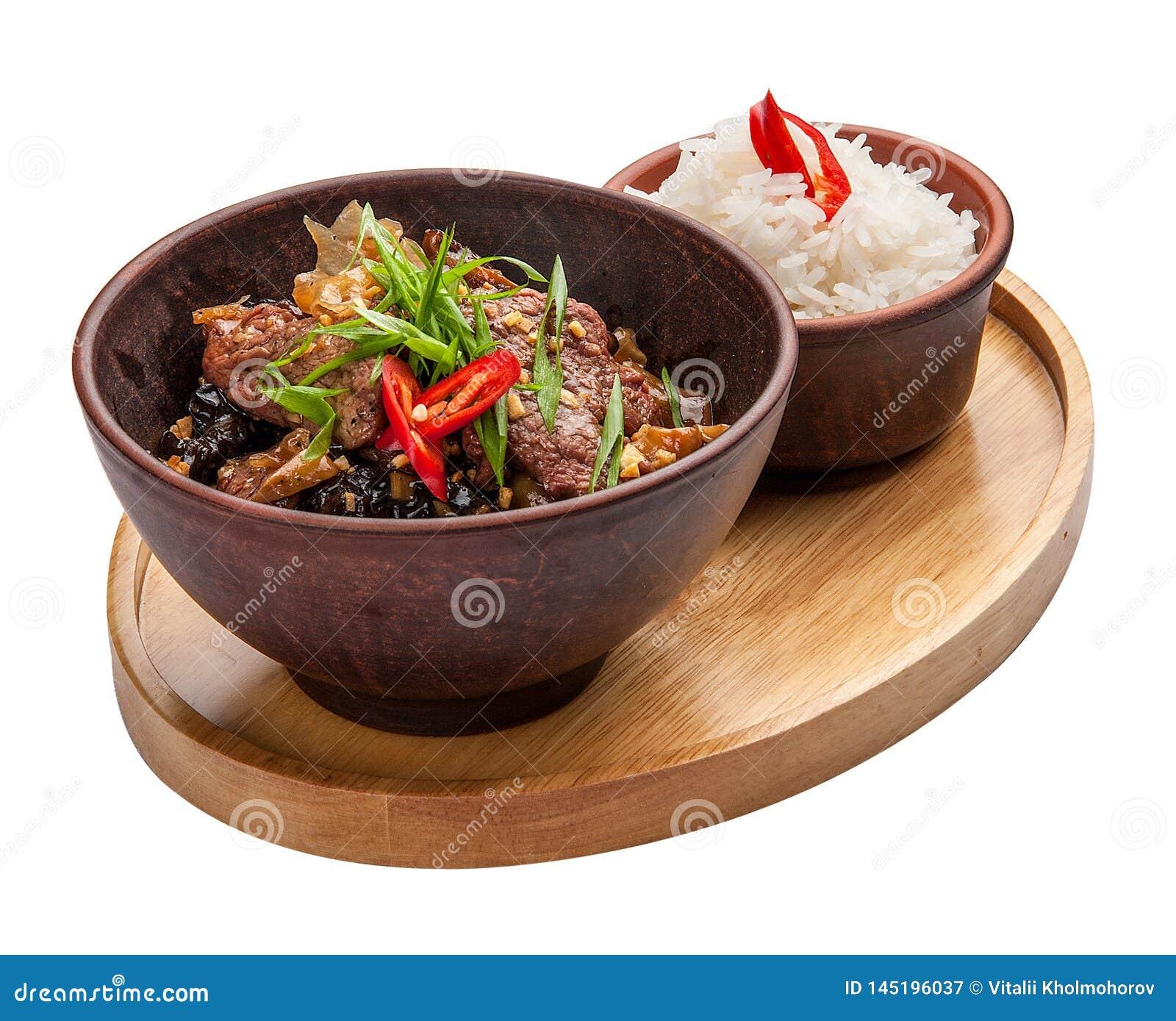 Veau en sauce aigre-doux Cuisine chinoise