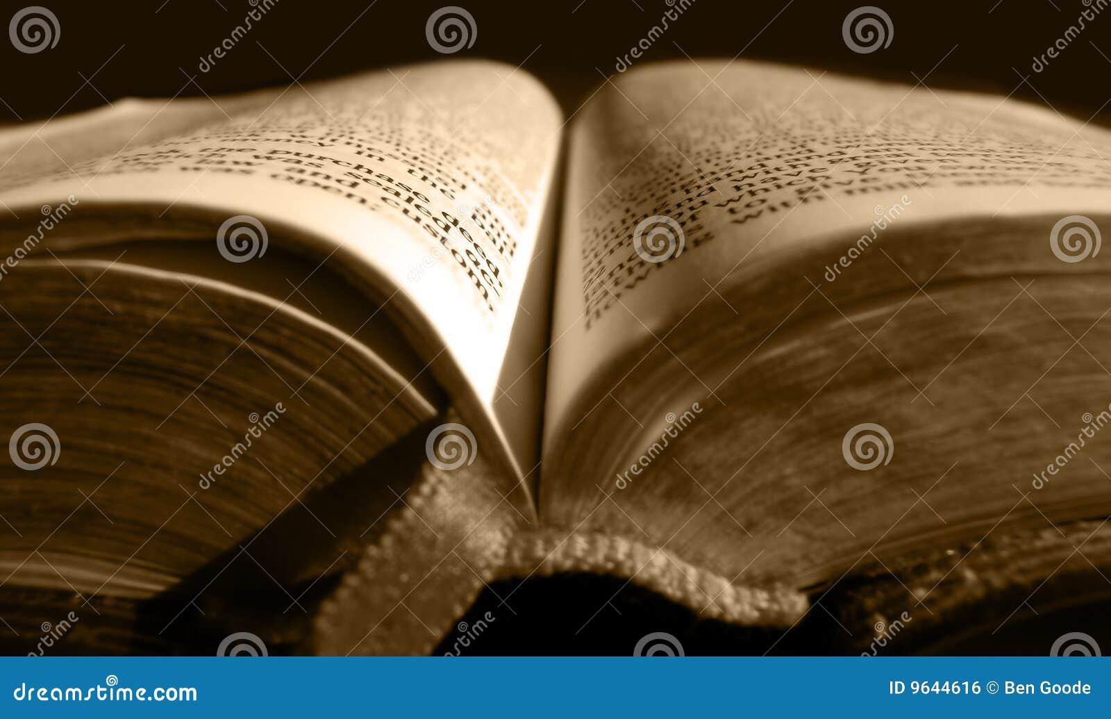 Vecchia bibbia