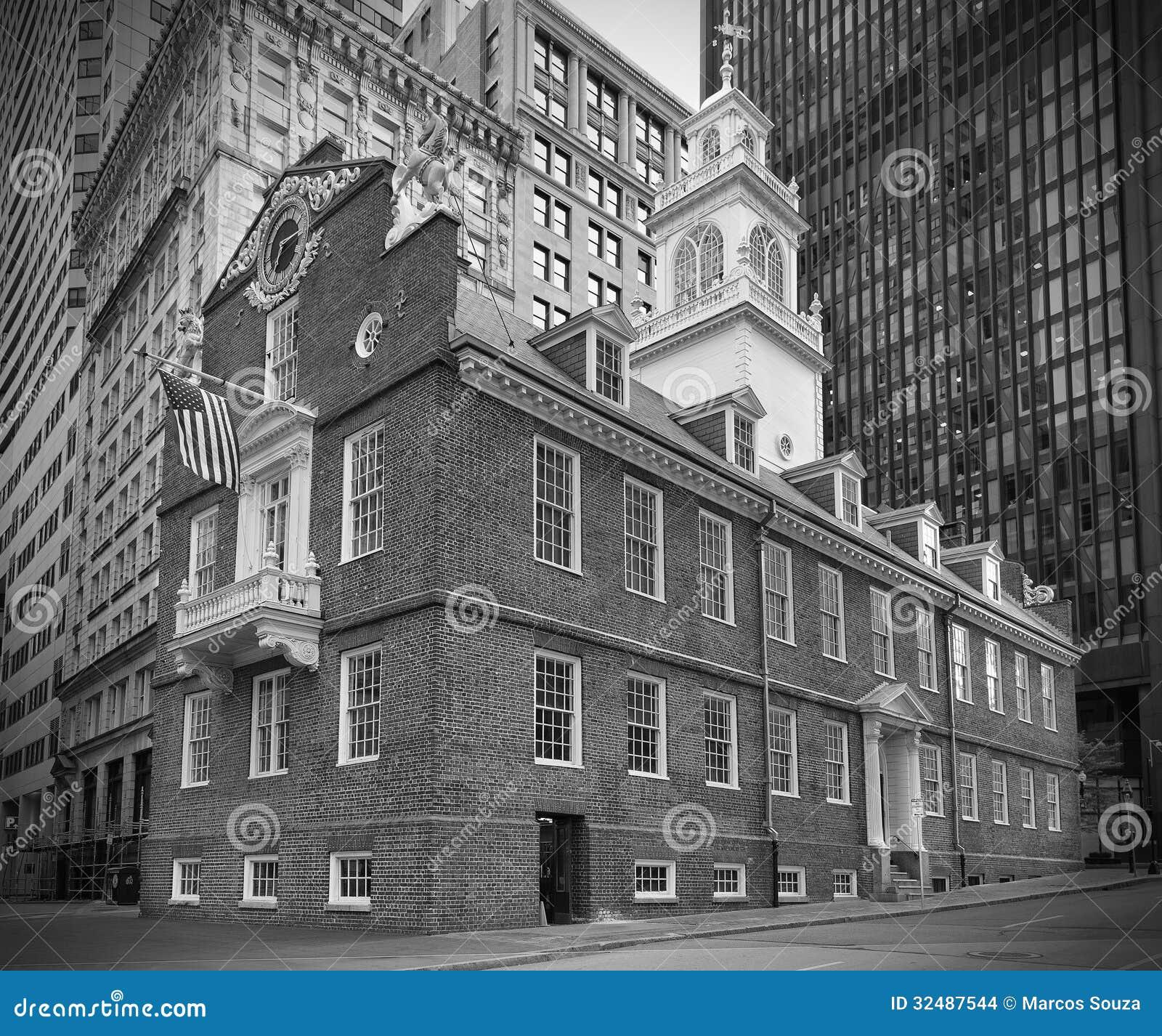 Vecchia Camera dello stato di Massachusetts