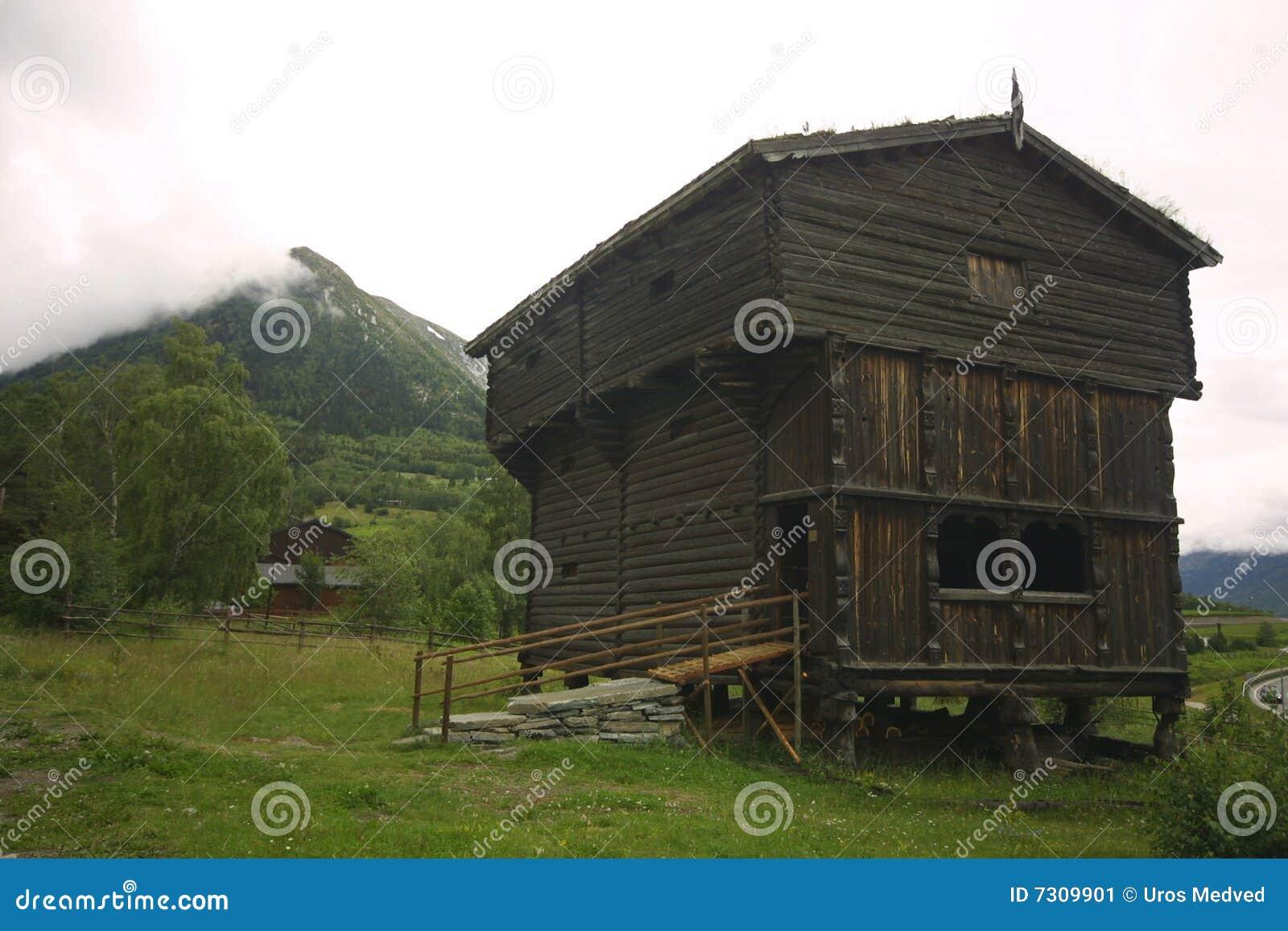 Vecchia casa del villaggio