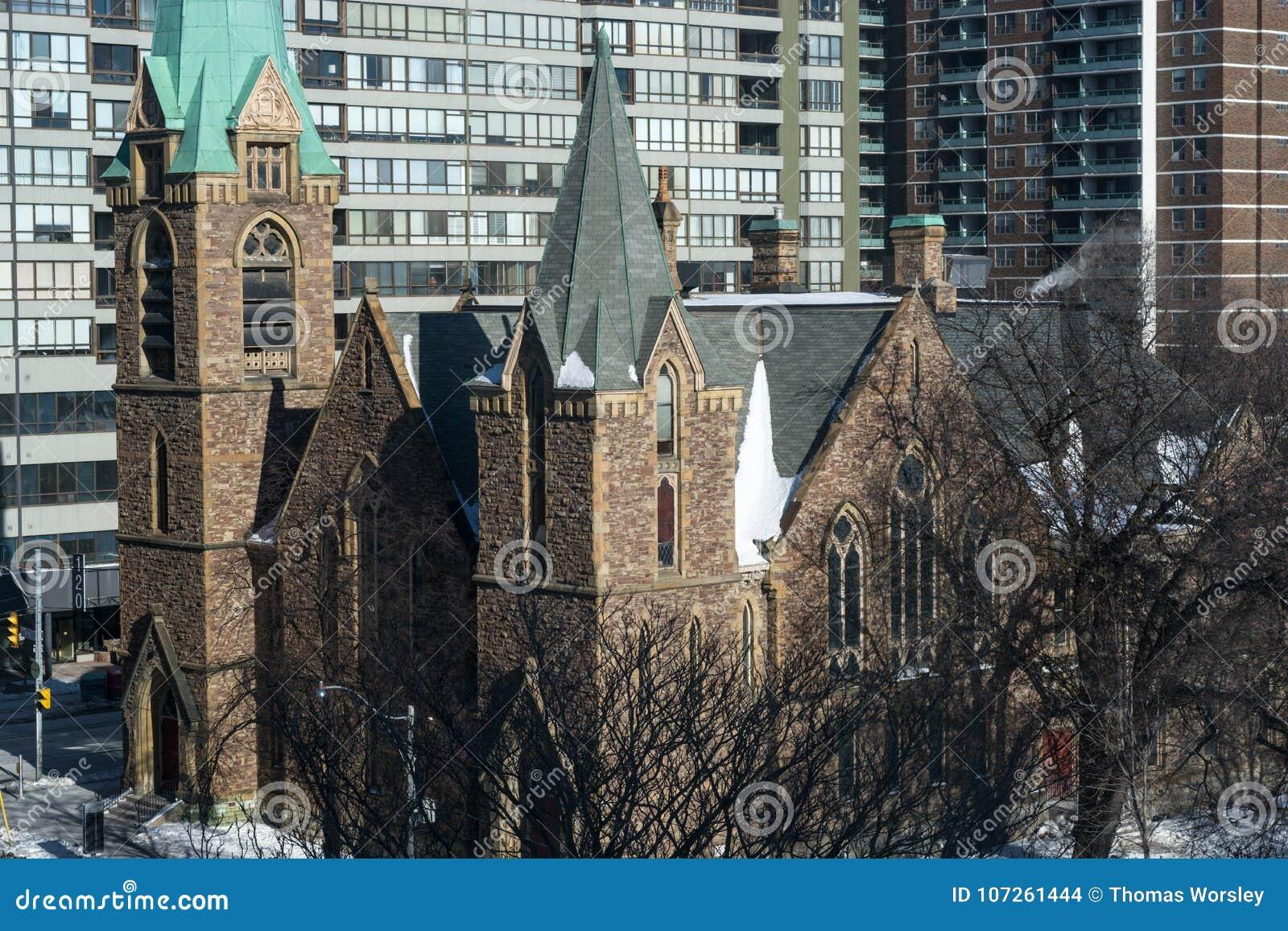 Vecchia chiesa della città