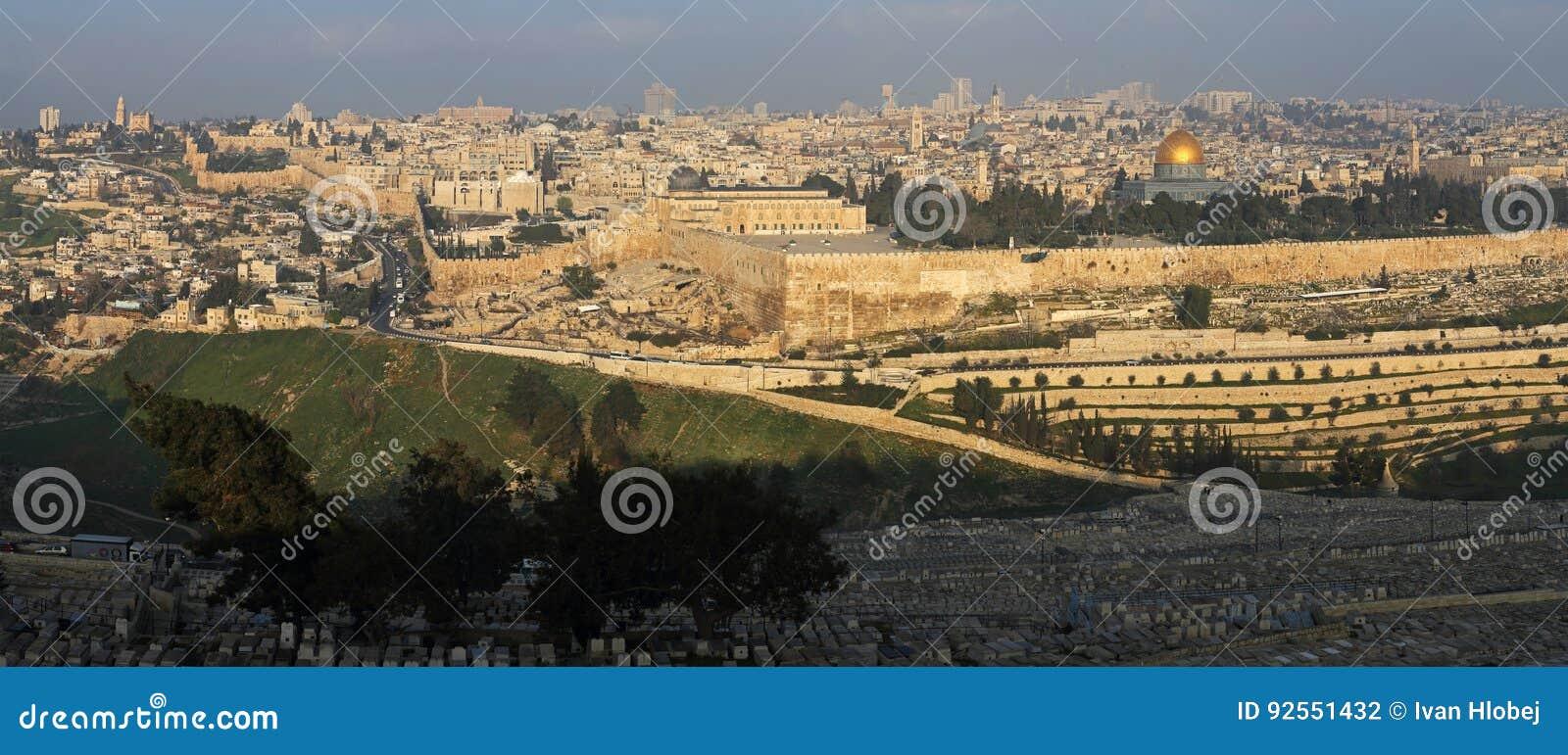 Vecchia città di Gerusalemme, Israele