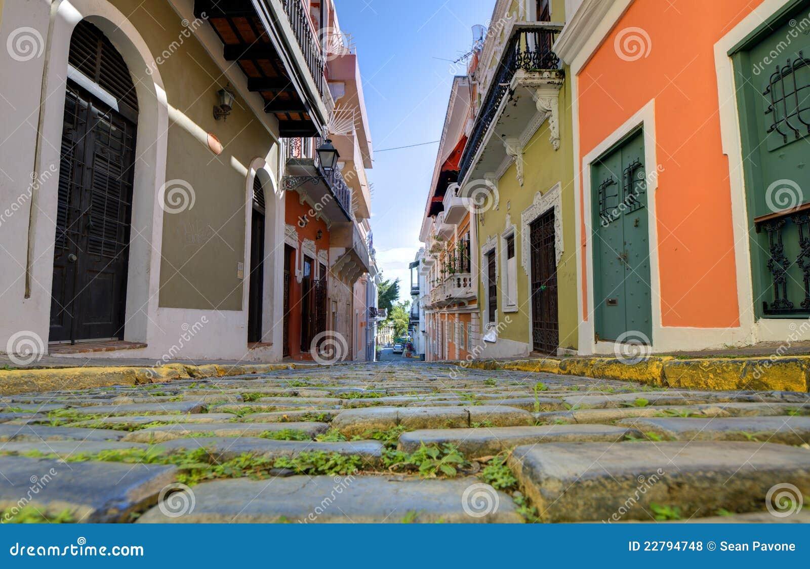 Vecchia città di San Juan
