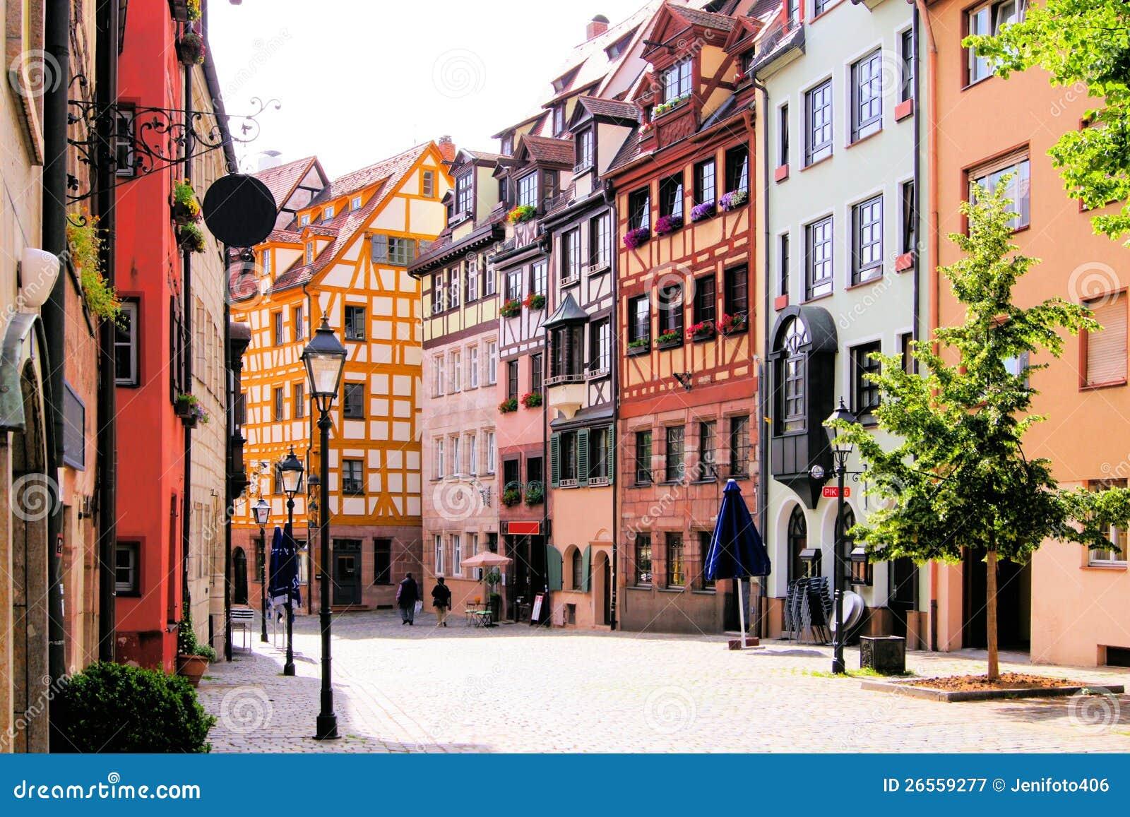 Vecchia città, Norimberga
