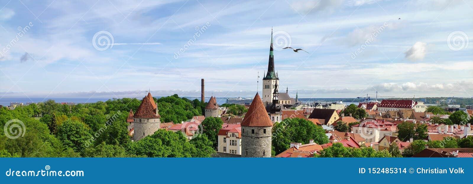 Vecchia città - Tallinn