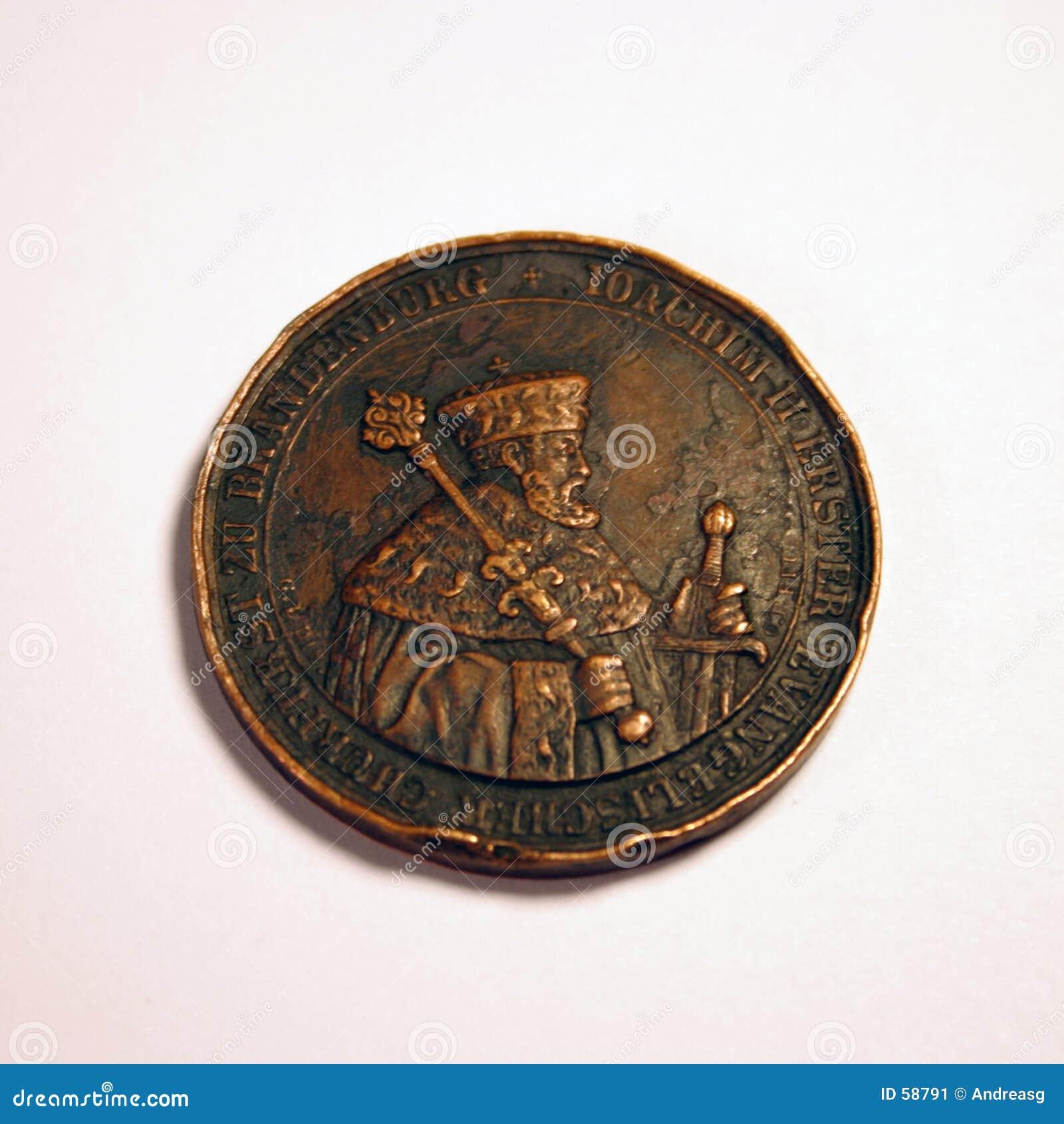 Vecchia moneta 1
