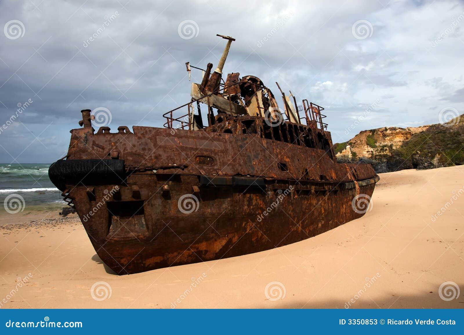 Vecchia nave