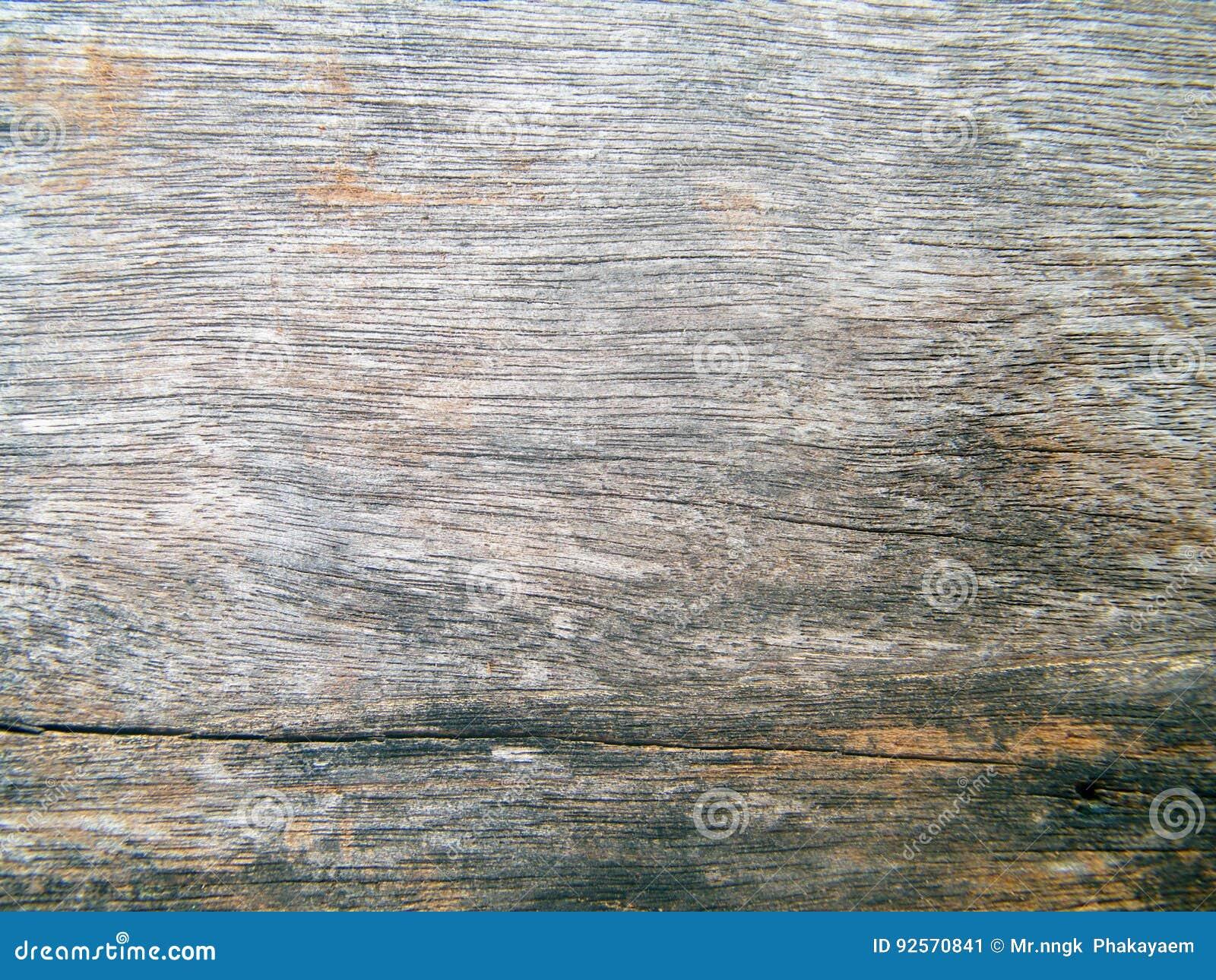 Vecchia parete di legno