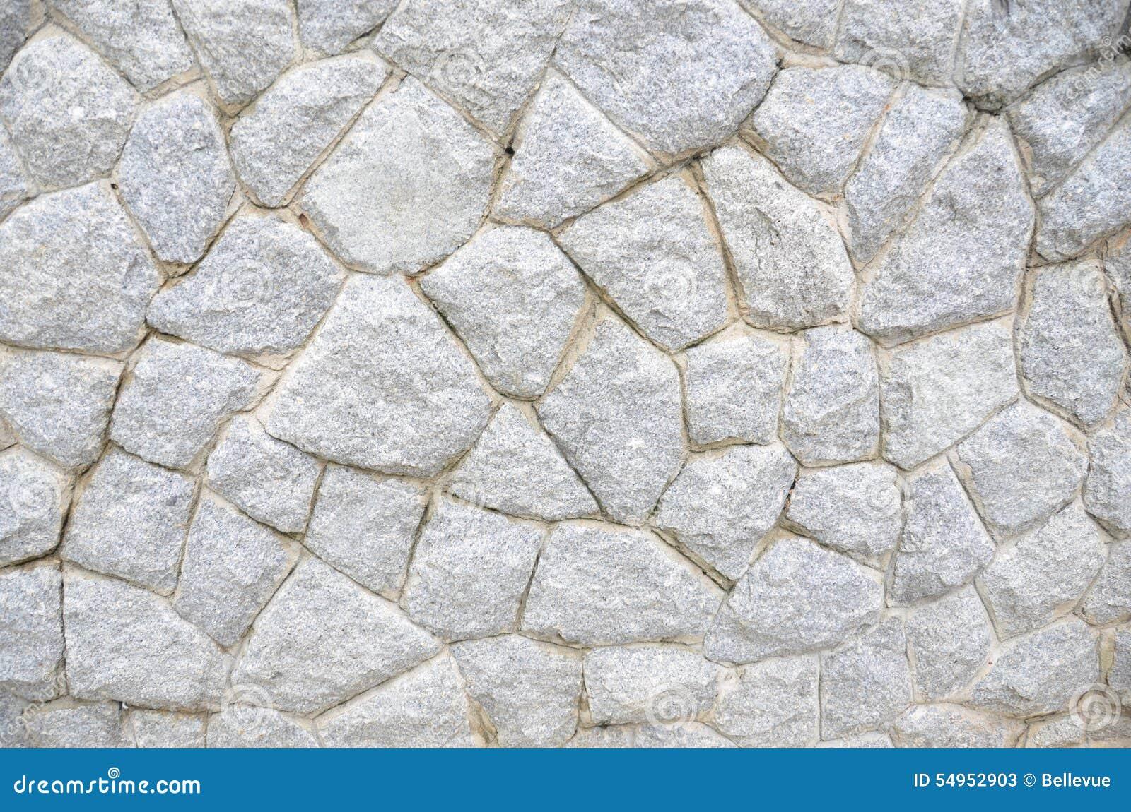 Vecchia Parete Di Pietra Bianca Fotografia Stock - Immagine: 54952903
