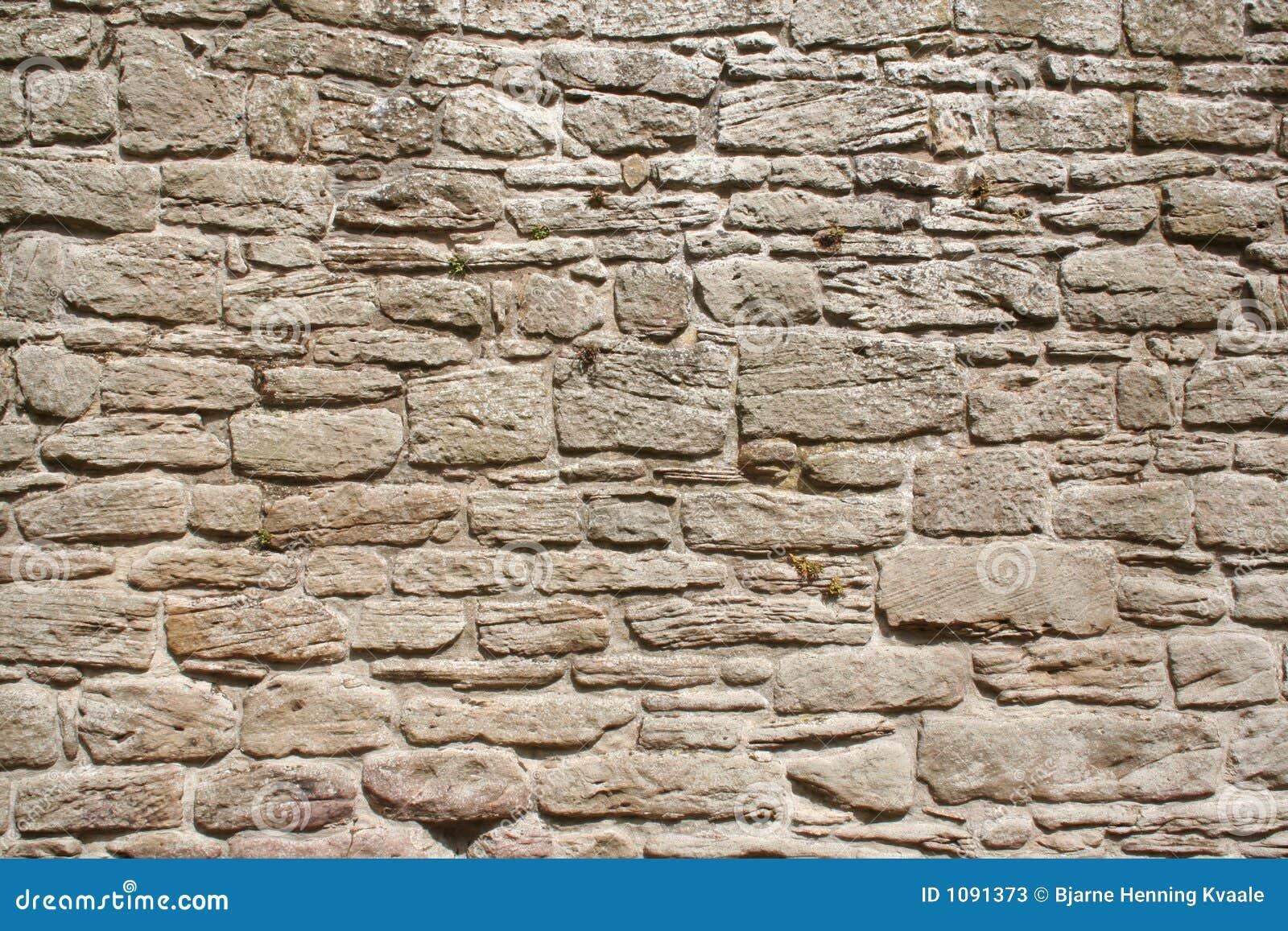 Vecchia parete di pietra grigia fotografie stock - Parete in pietra ...