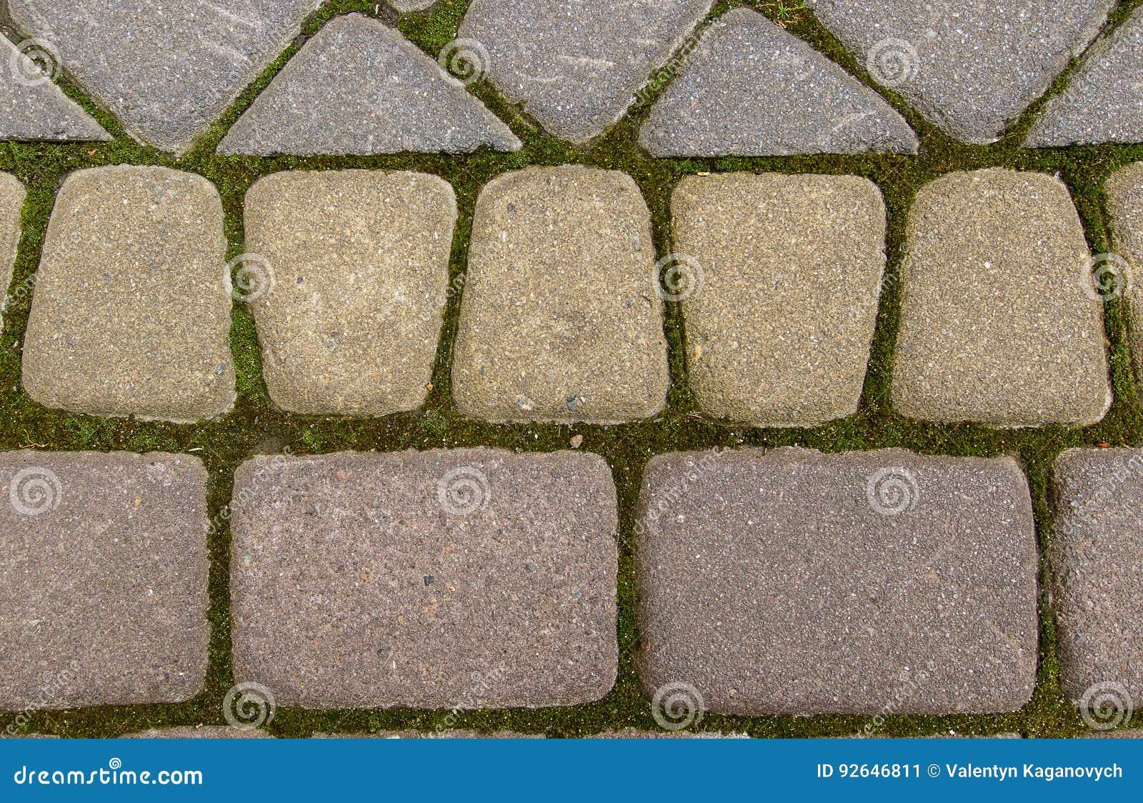 Vecchia pavimentare-pietra
